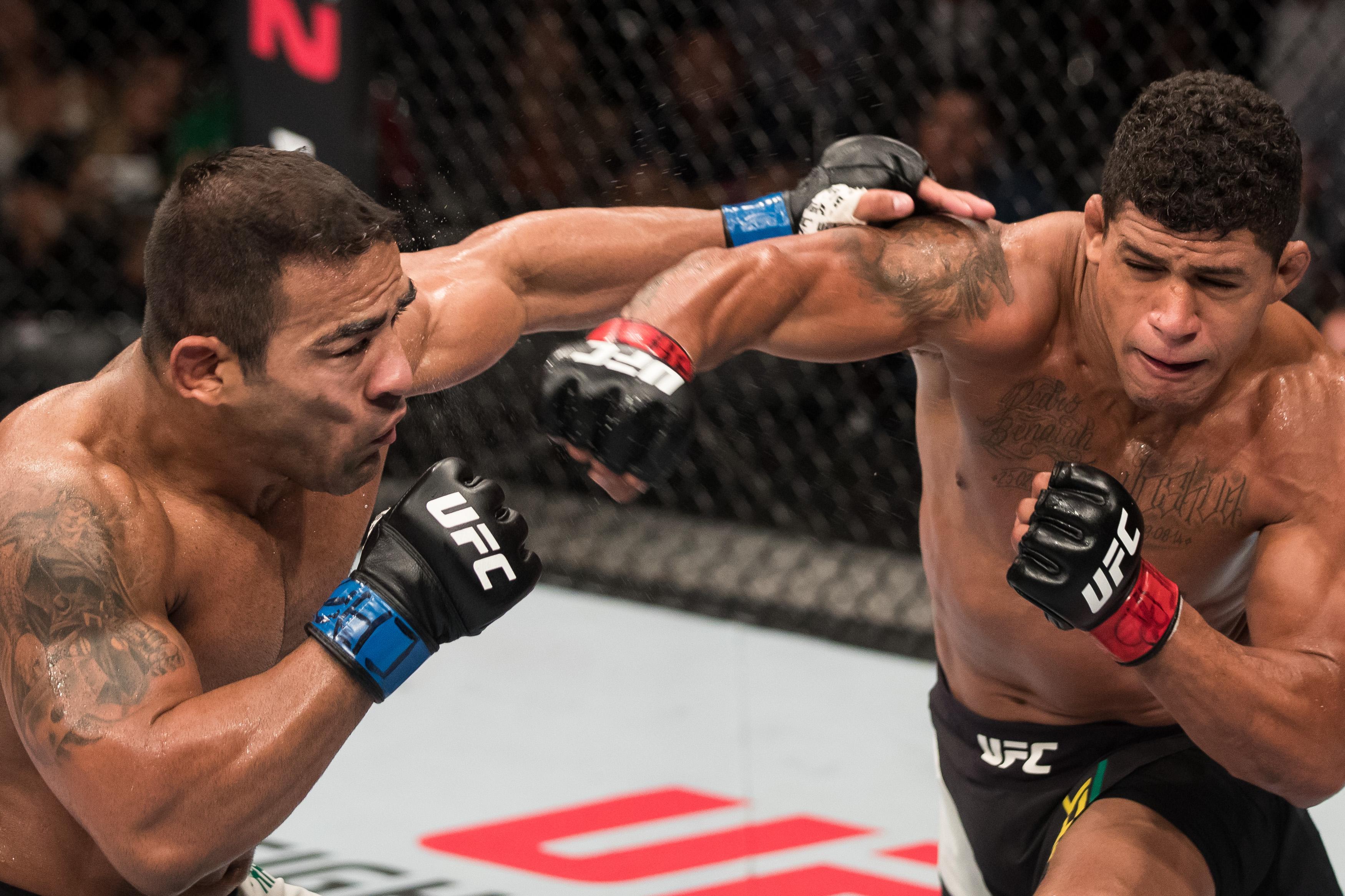 UFC Fight Night: Cyborg v Lansberg