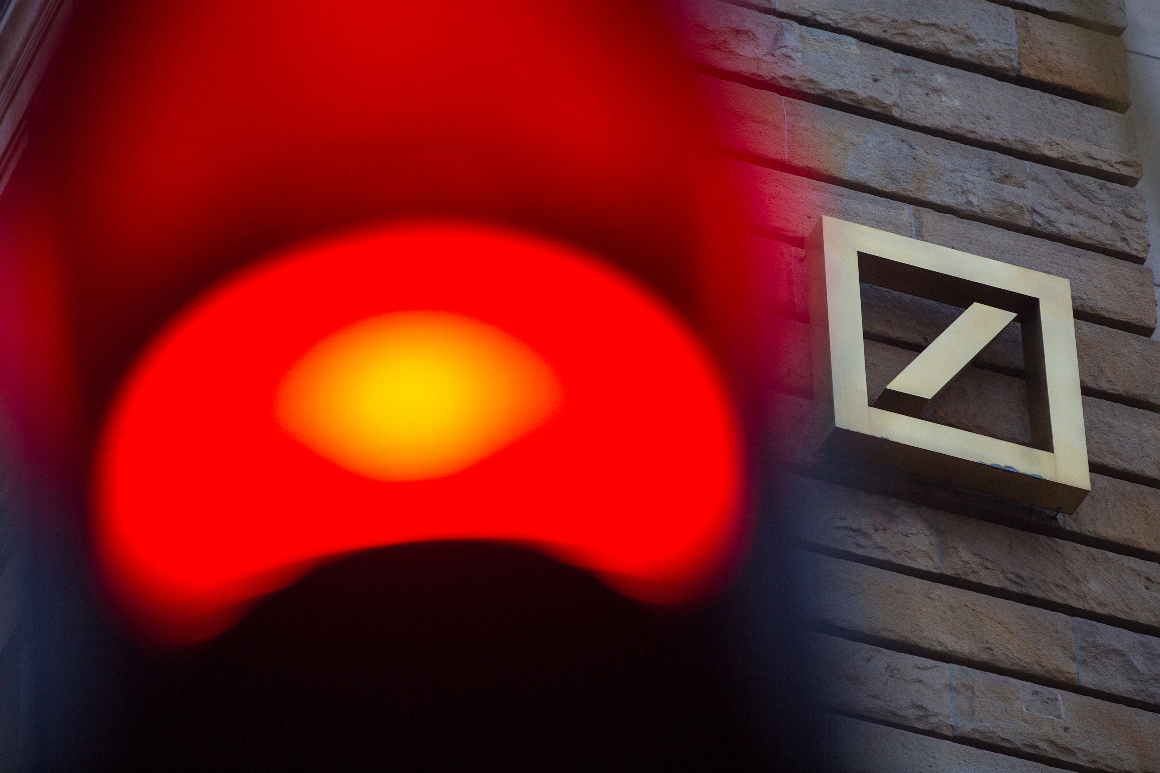 Deutsche Bank AG Branches As Germany's Government Douses Bailout Talk