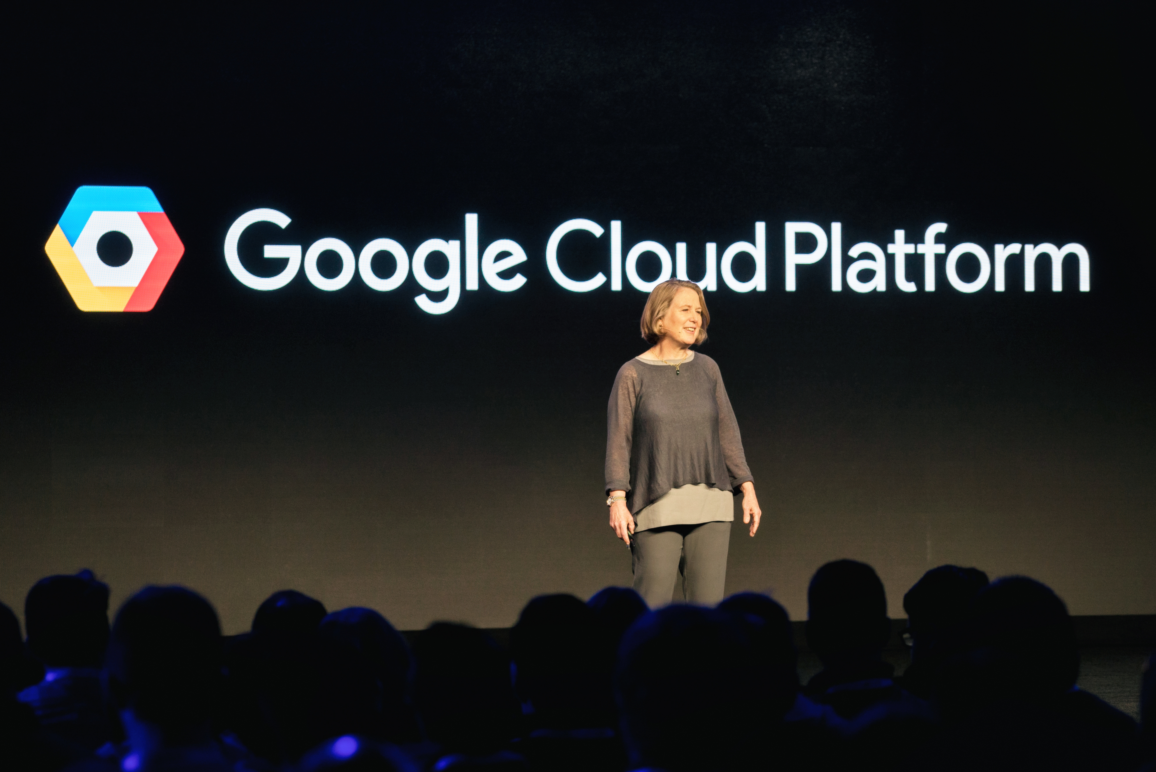 Diane Greene, senior vice president of Google