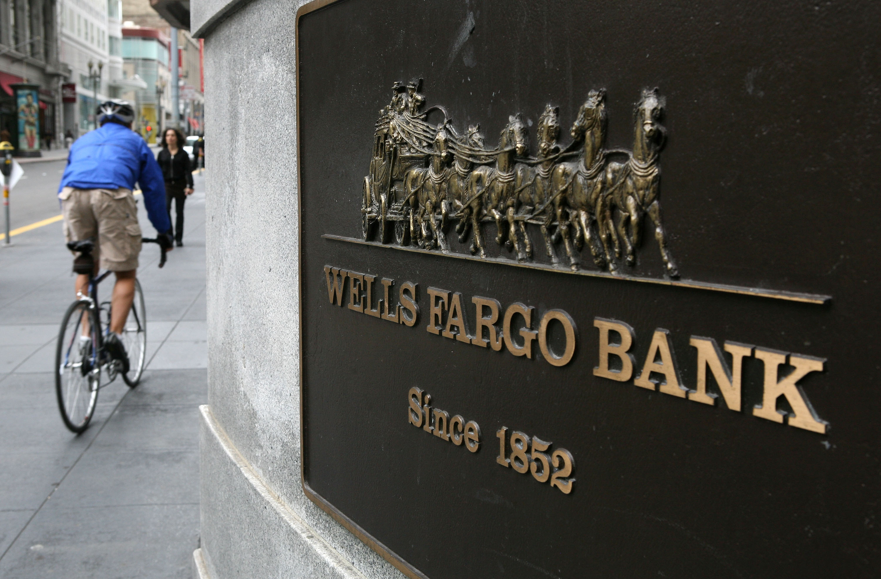 Gov't Stress Test Reportedly Suggests Wells Fargo To Raise Capital