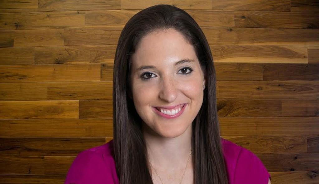 40Under40 profile Rachel Holt