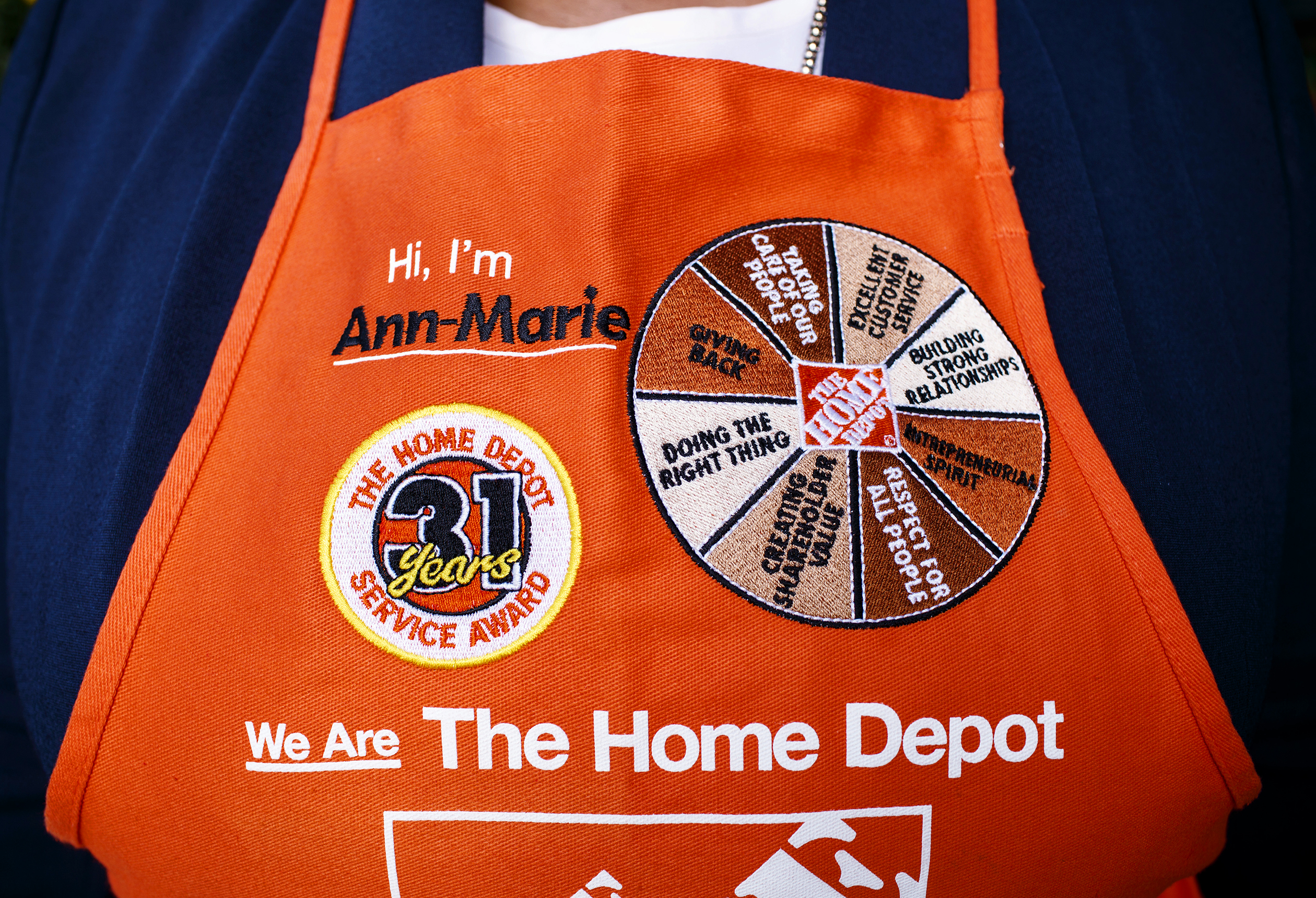 How Home Depot's Ann-Marie Campbell Rose From Cashier to the C-Suite Ladder Stand Home Depot Mobile on pontoon boat ladders, dock ladders, home step ladders, damaged ladders, home library ladders, ikea ladders, snakes and ladders, home platform ladders, types of ladders, fastenal ladders, costco ladders, extension ladders, small boat ladders, attic ladders, cosco ladders, 22 ft little giant ladders, word ladders, apple ladders, women on ladders, folding boat ladders,