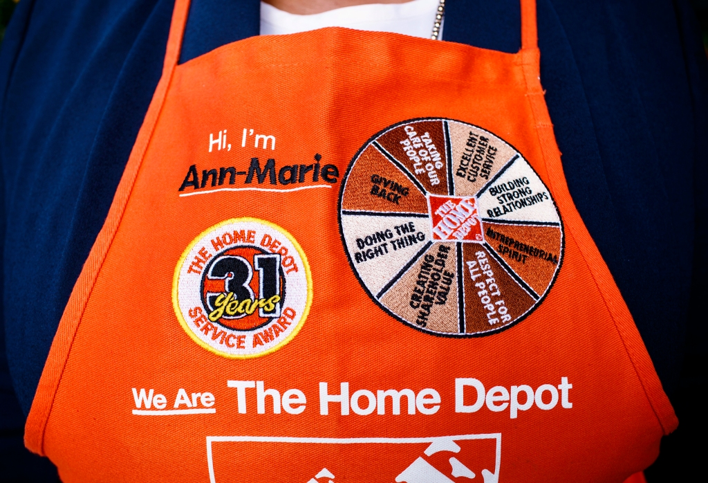 ba0046b8 How Home Depot's Ann-Marie Campbell Rose From Cashier to the C-Suite |  Fortune