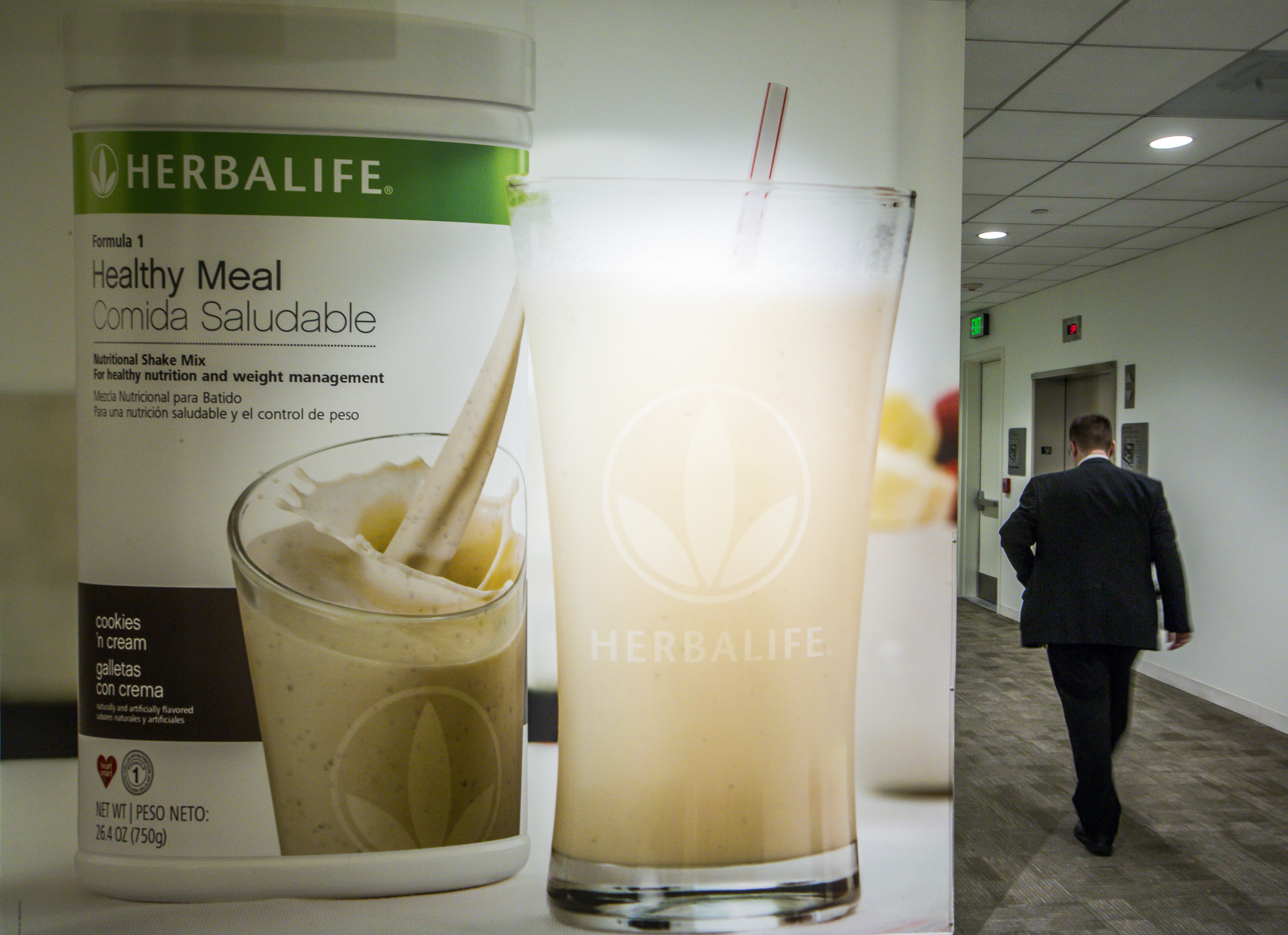 Earns Herbalife