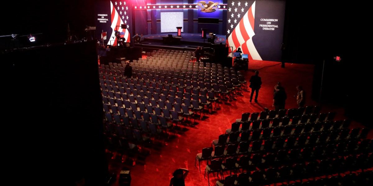 Presidential Debate Full Transcript: Everything Trump and