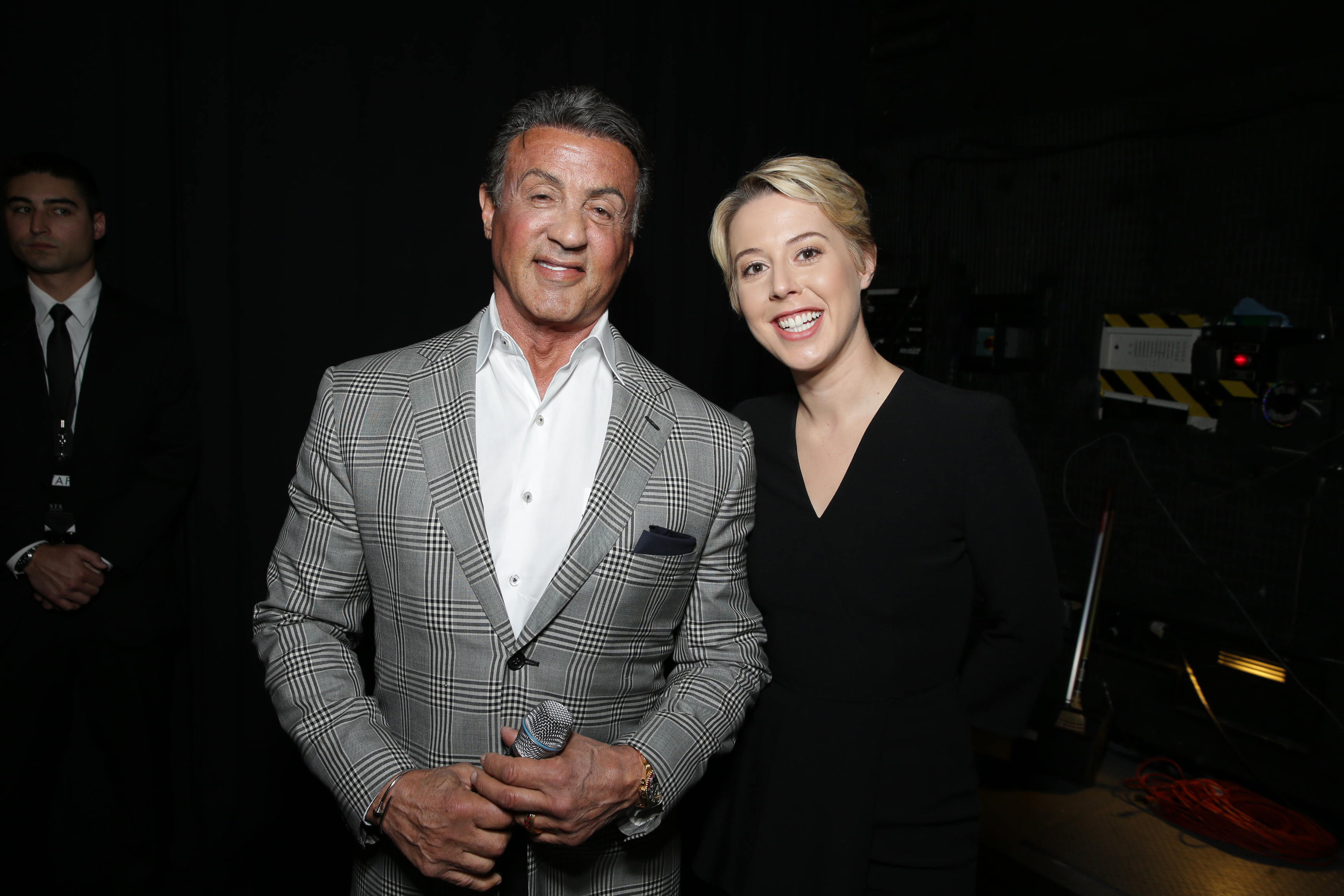 Sylvester Stallone, Sophie Watts