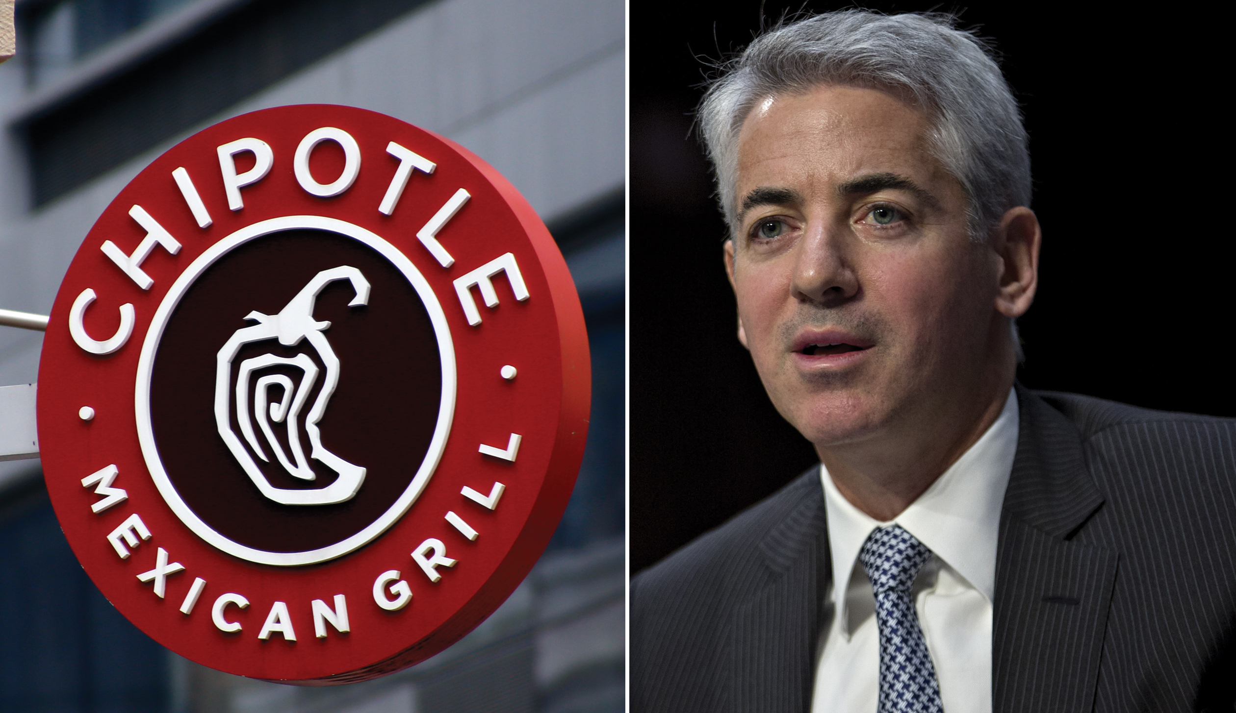 Bill Ackman discusses Chipotle's future.