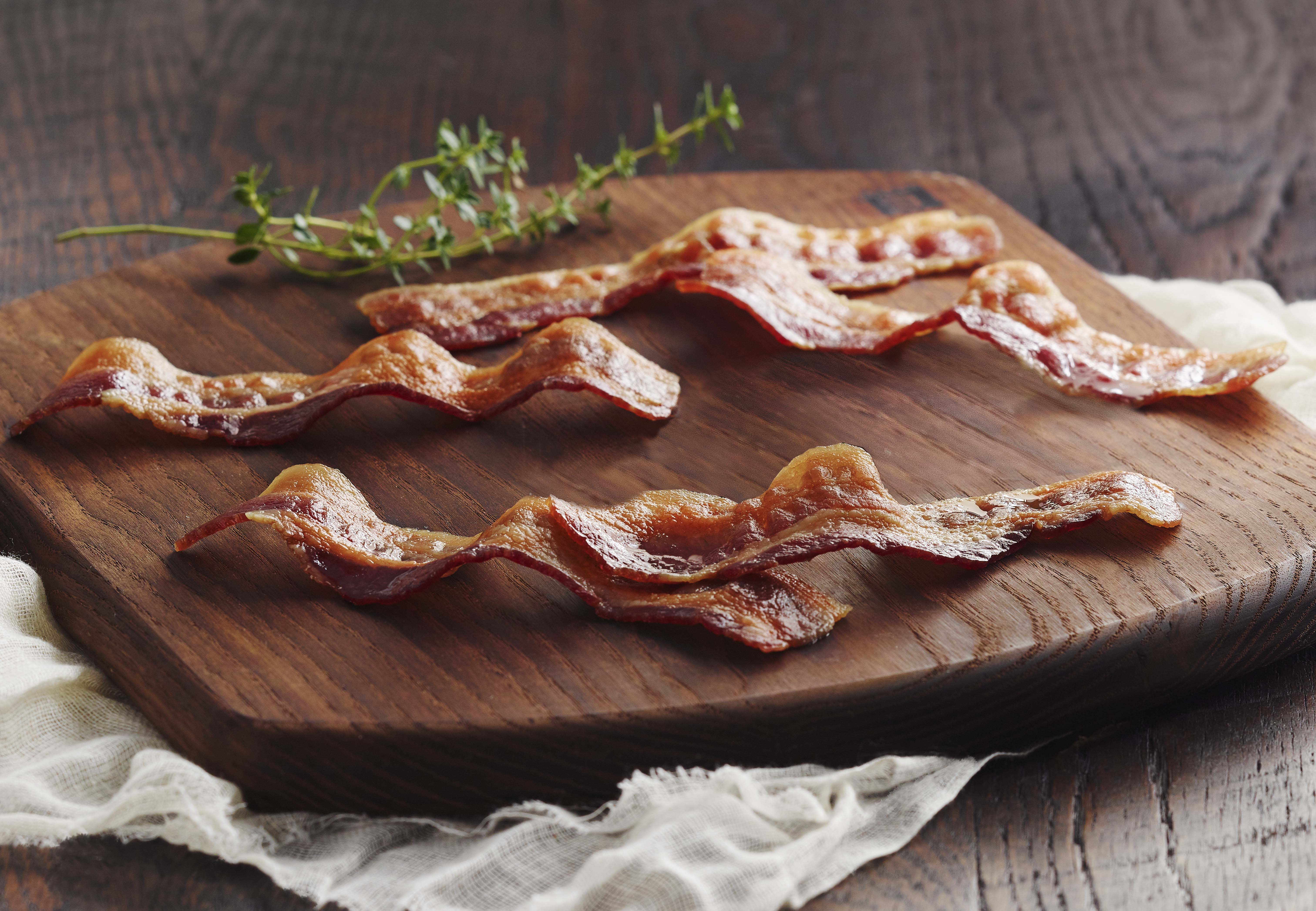 """Panera is now serving """"clean"""" bacon."""
