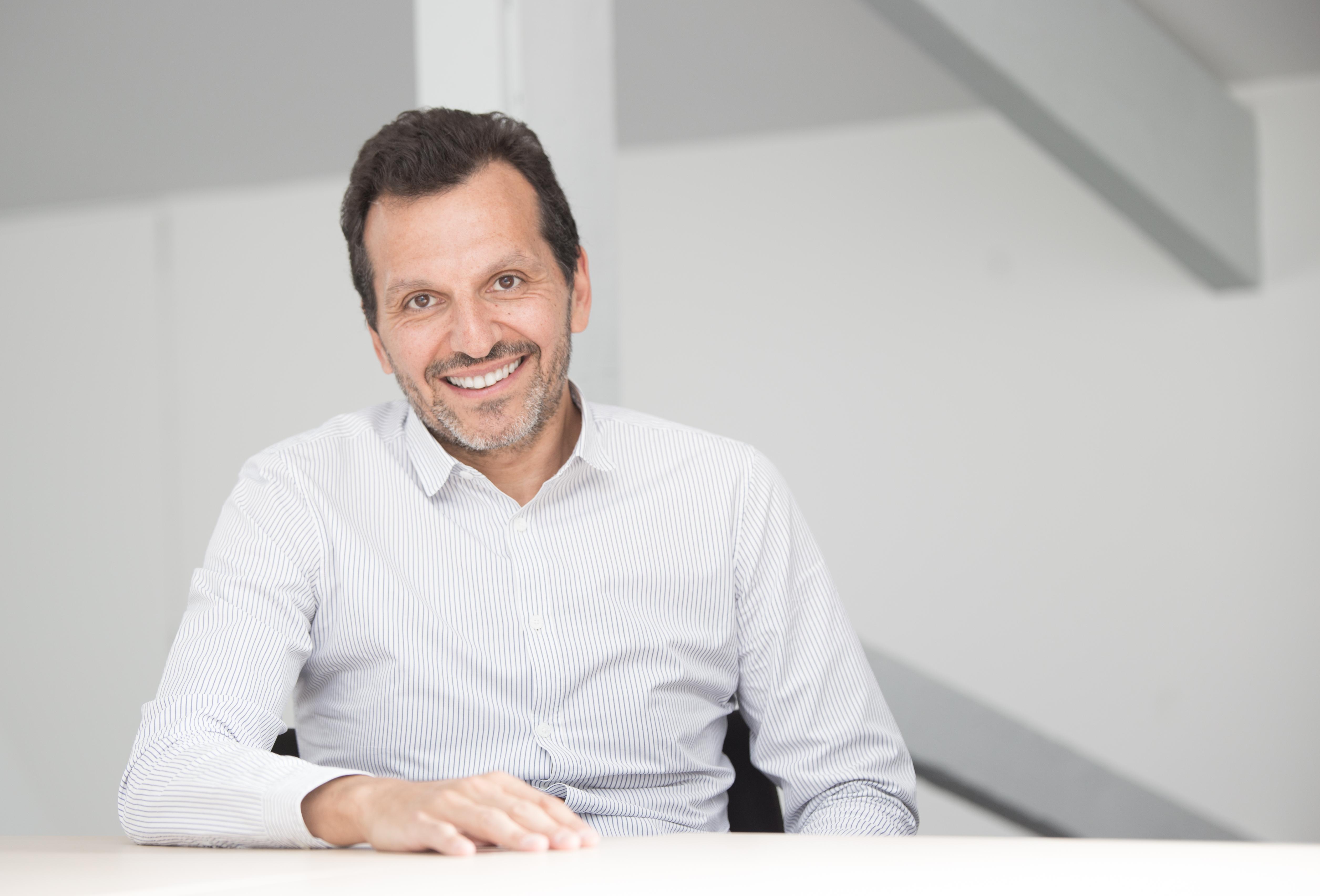 Toluna CEO Frédèric-Charles Petit