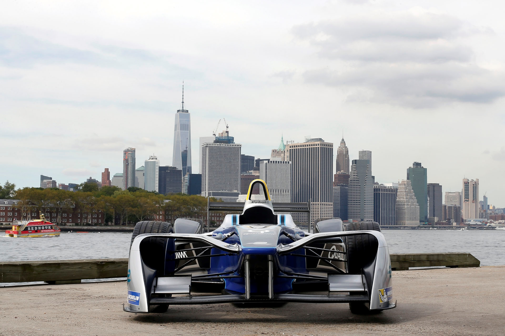 Formula E auto racing series will hold an event in Brooklyn in July 2017.