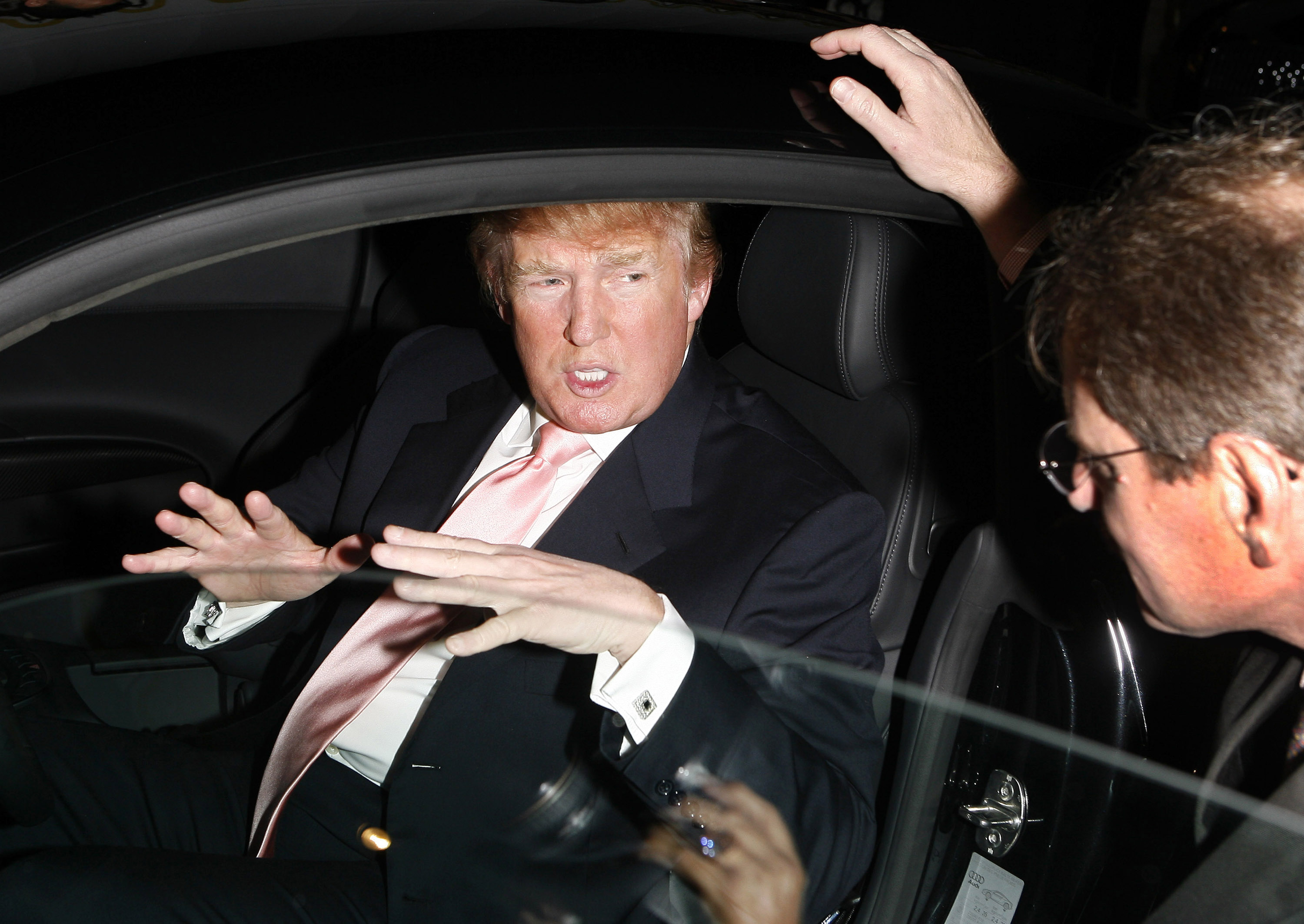 Donald Trump First To Drive Audi R8 in the U.S.