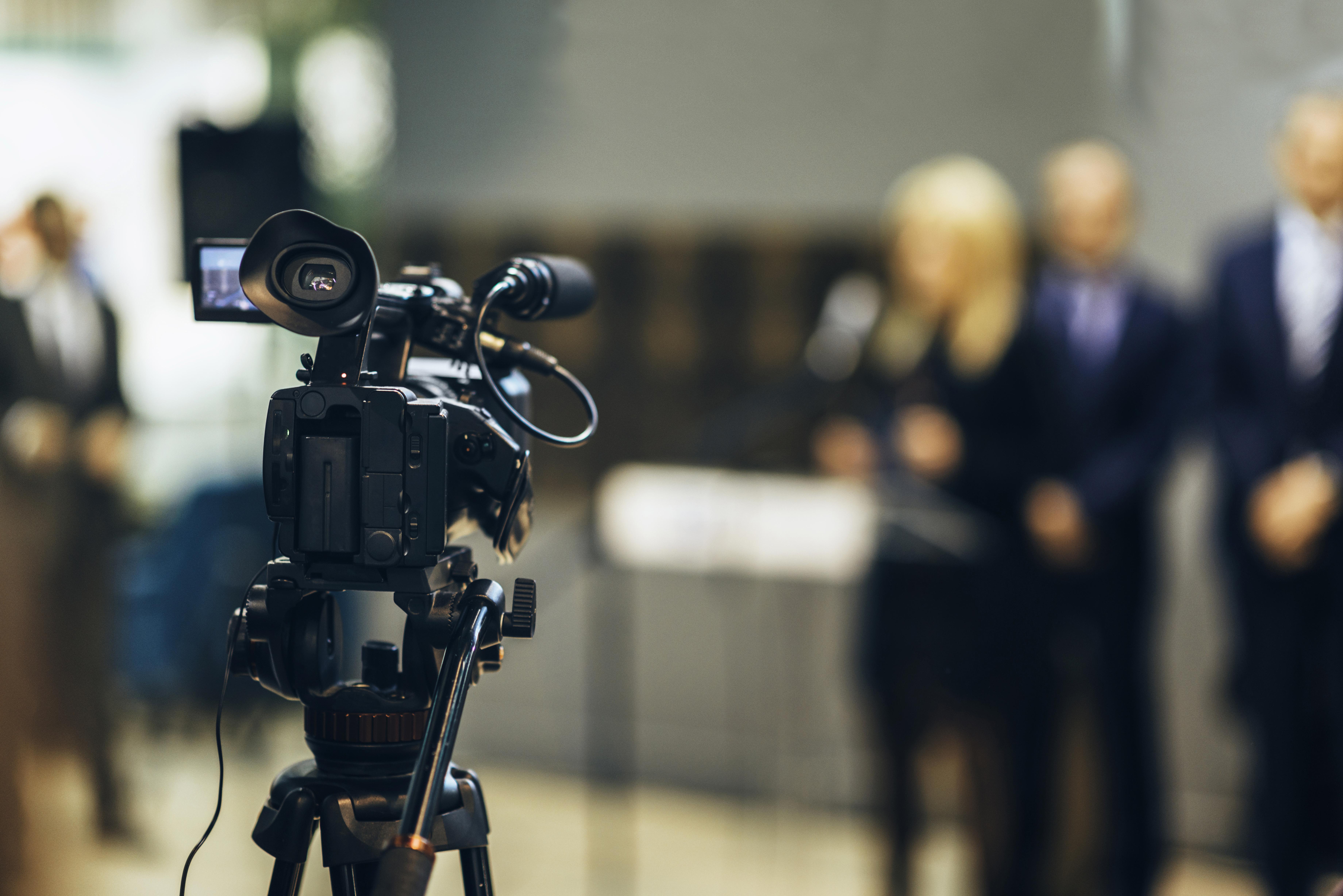 Camera media coverage