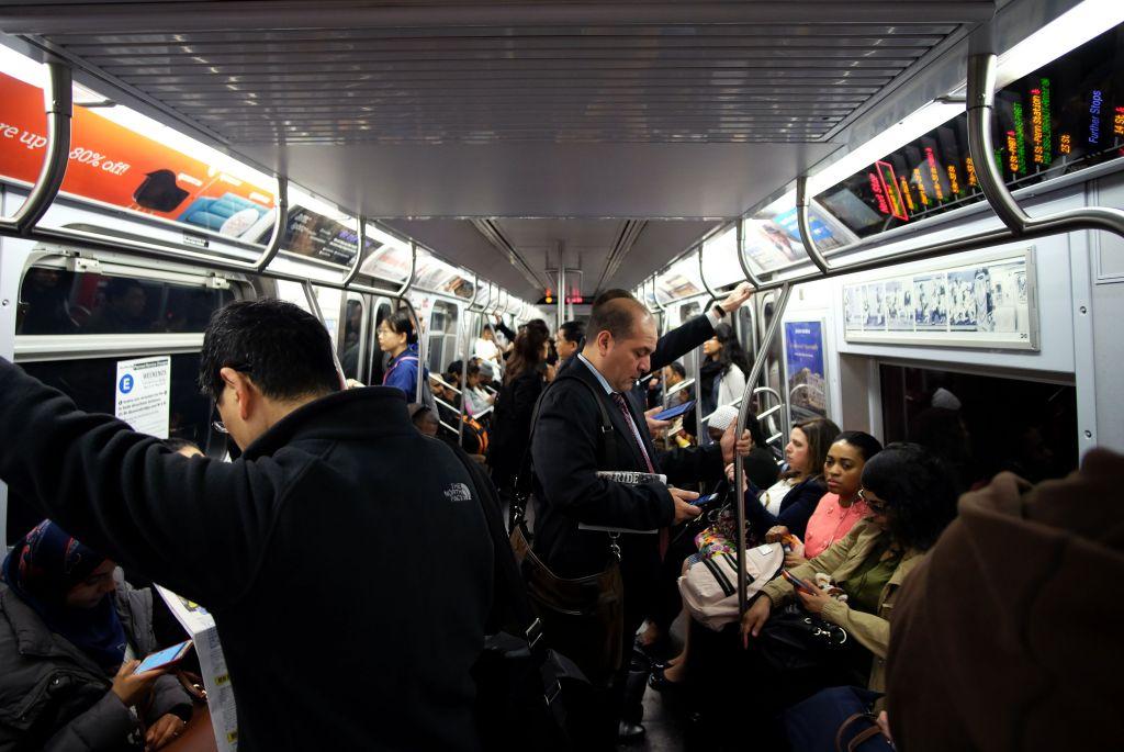 US-TRANSPORT-NYC-SUBWAY