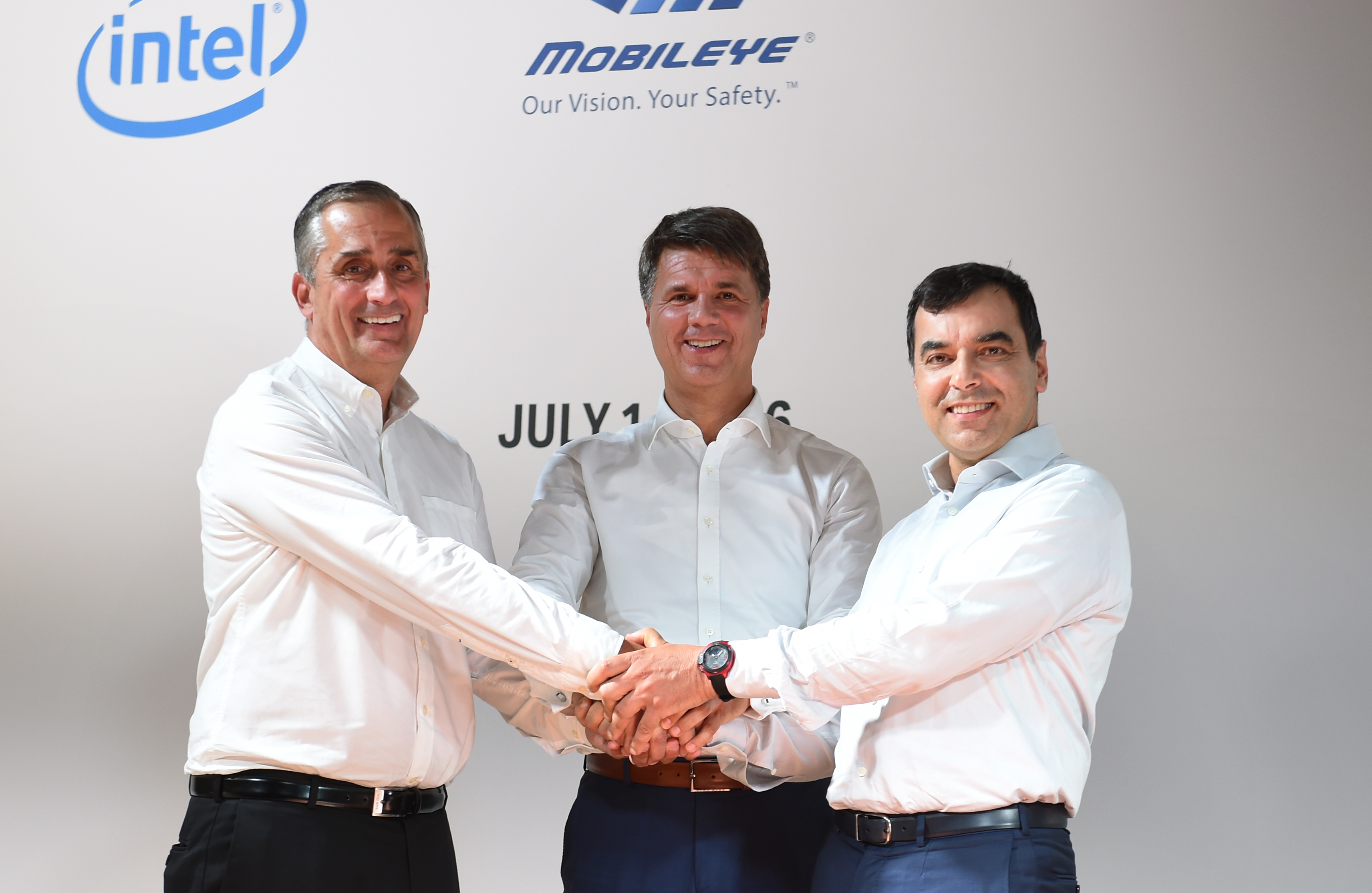 GERMANY-ECONOMY-INTEL-MOBILEYE-BMW