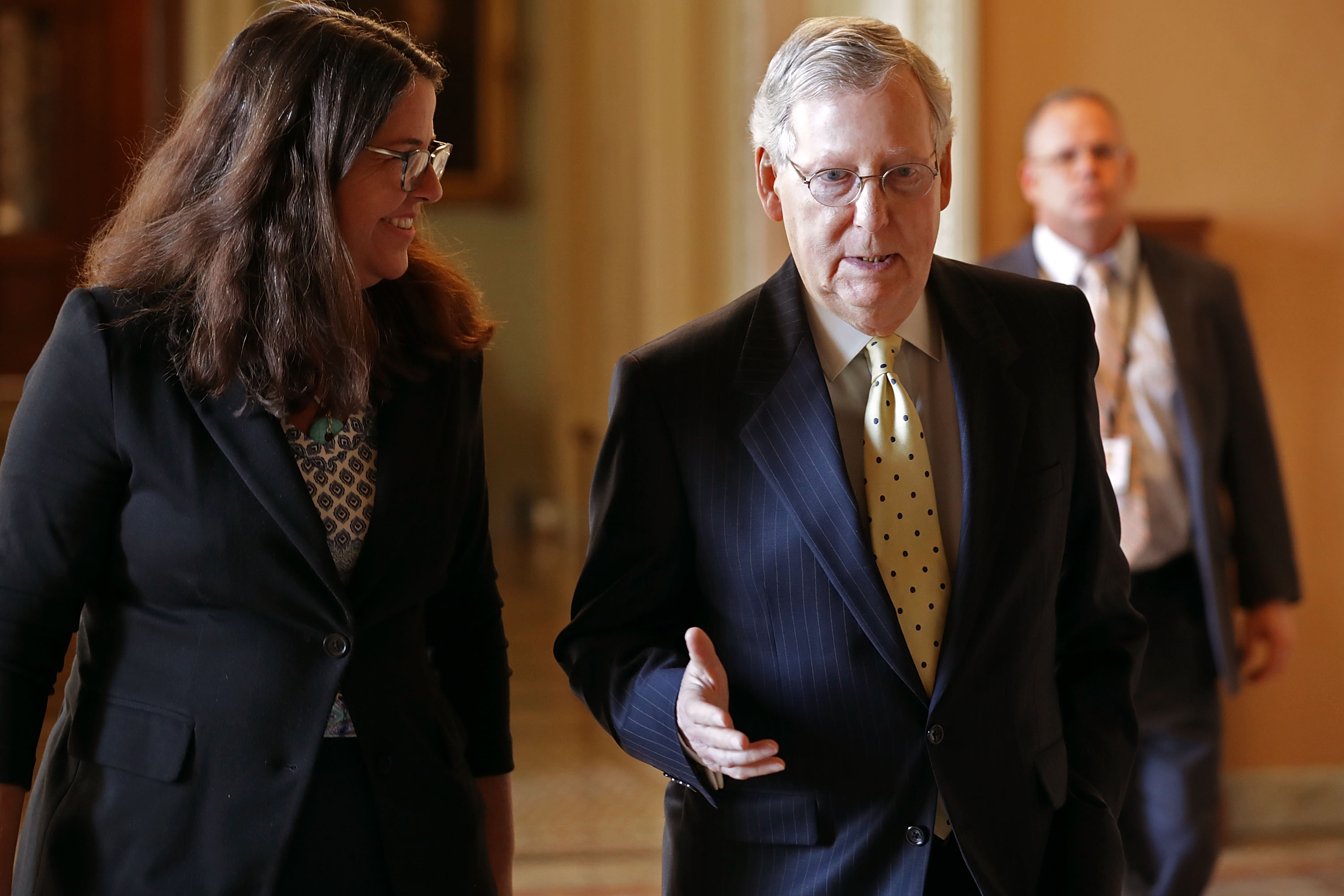 Congress Returns To Session After Summer Recess