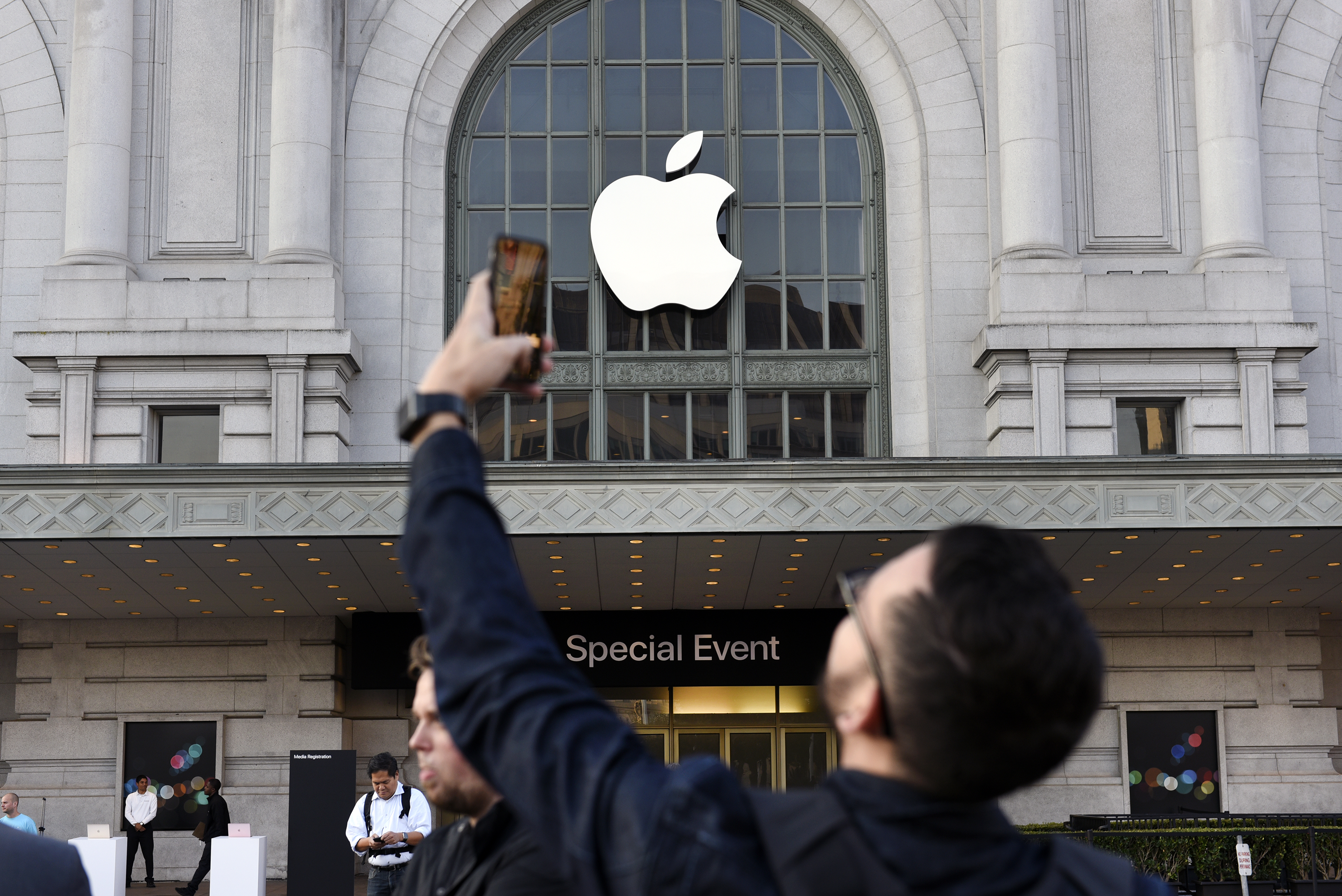 Apple Inc. Unveils Next Generation iPhone And New Watch