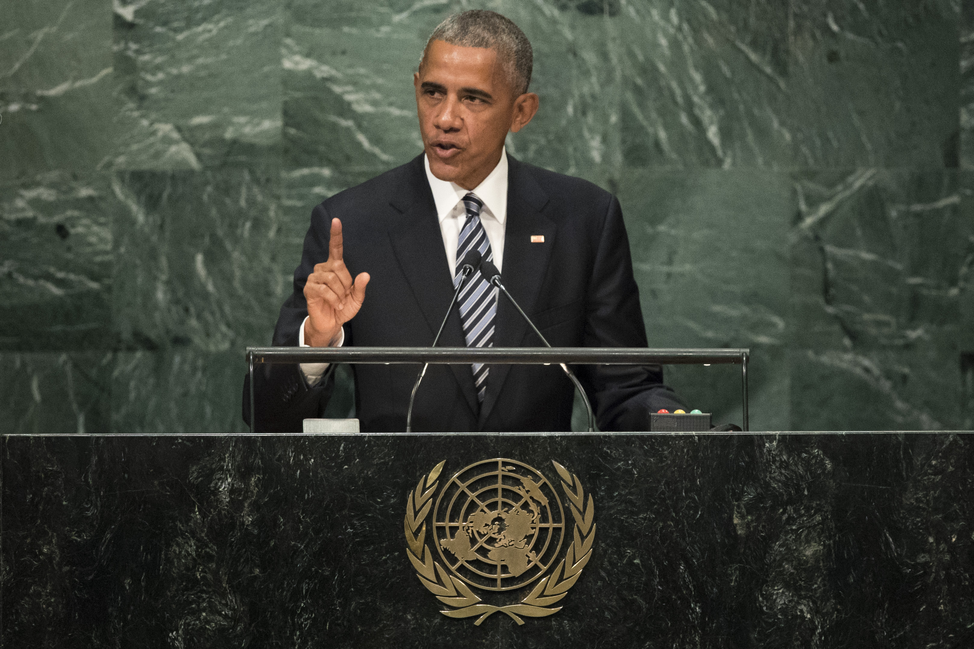 World Leaders Gather In New York For Annual United Nations General Assembly
