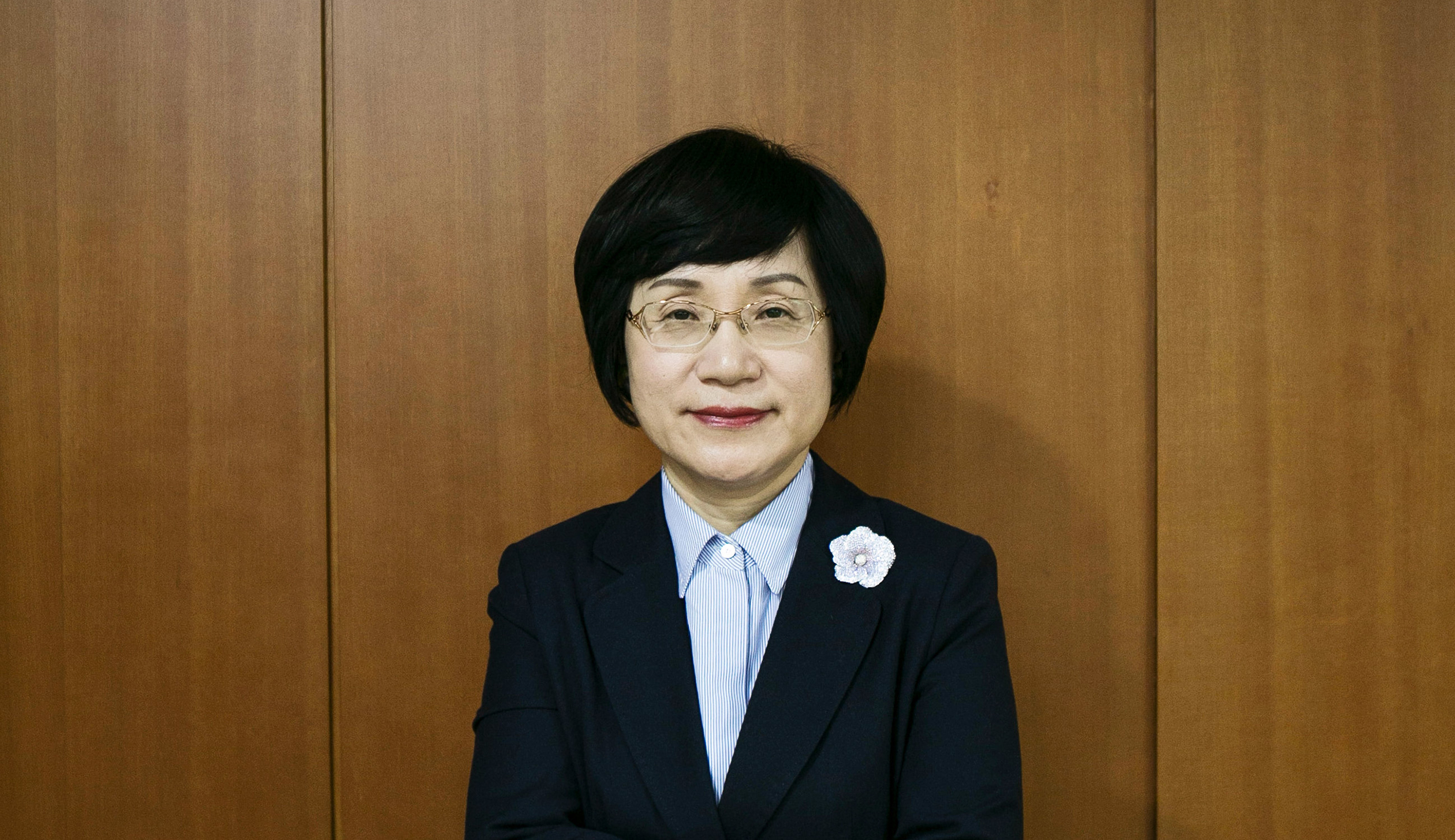 Industrial Bank Of Korea CEO Kwon Seon Joo Interview