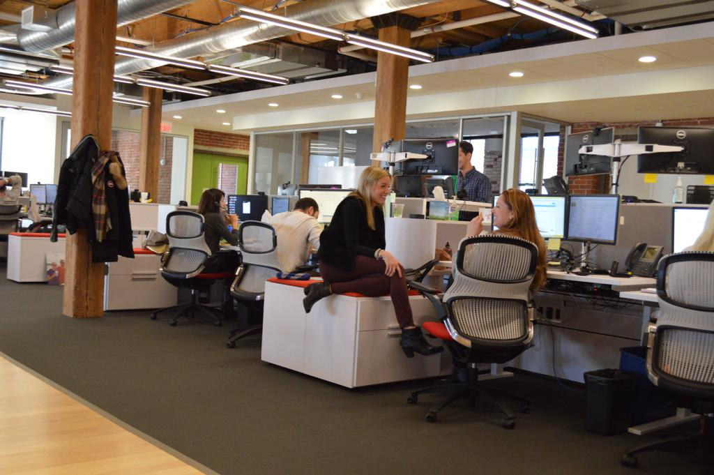 LogMeIn's Boston offices