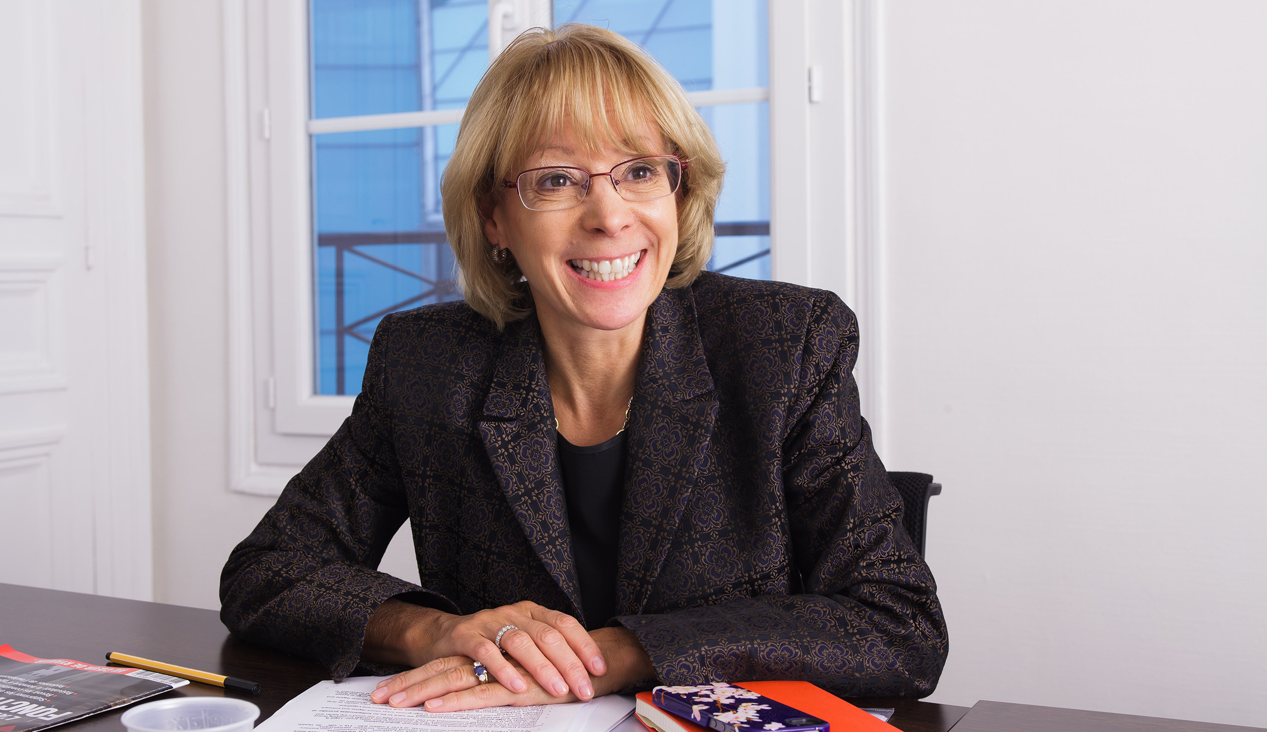 Nancy McKinstry, PDG de Wolters Kluwer