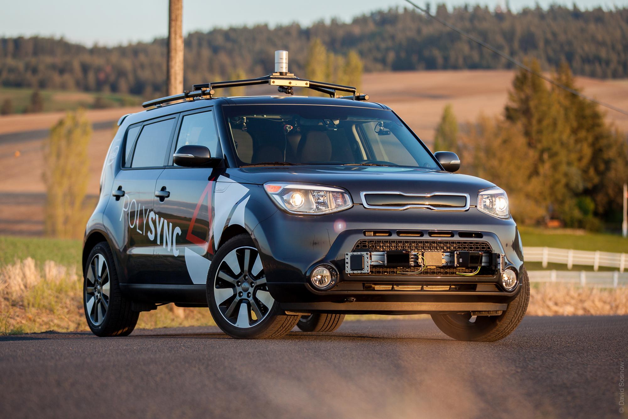 PolySync is among the Top Ten Automotive Startups picked by the LA Auto Show's AutoMobility LA.