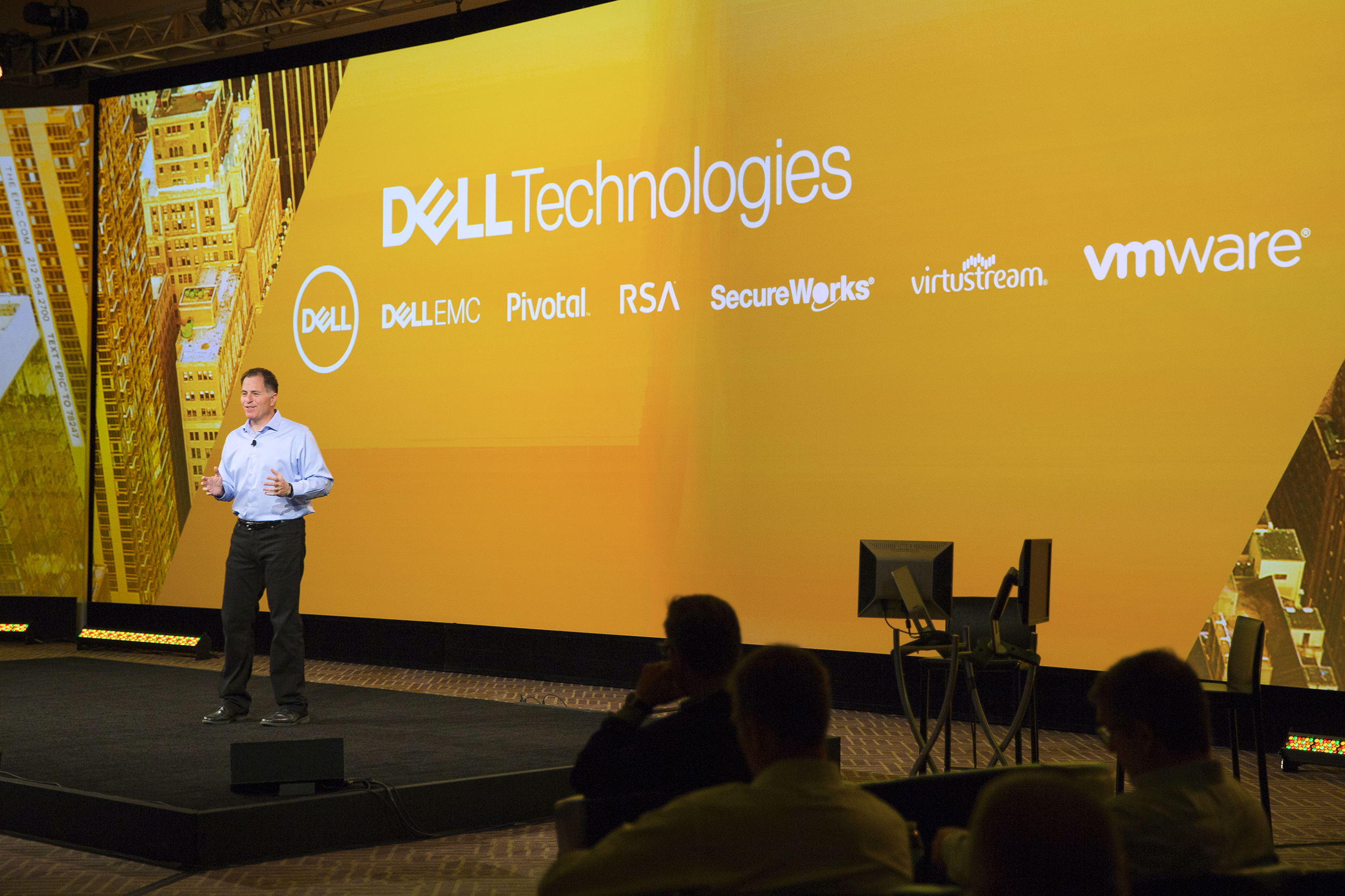 Michael Dell, CEO of Dell Technologies