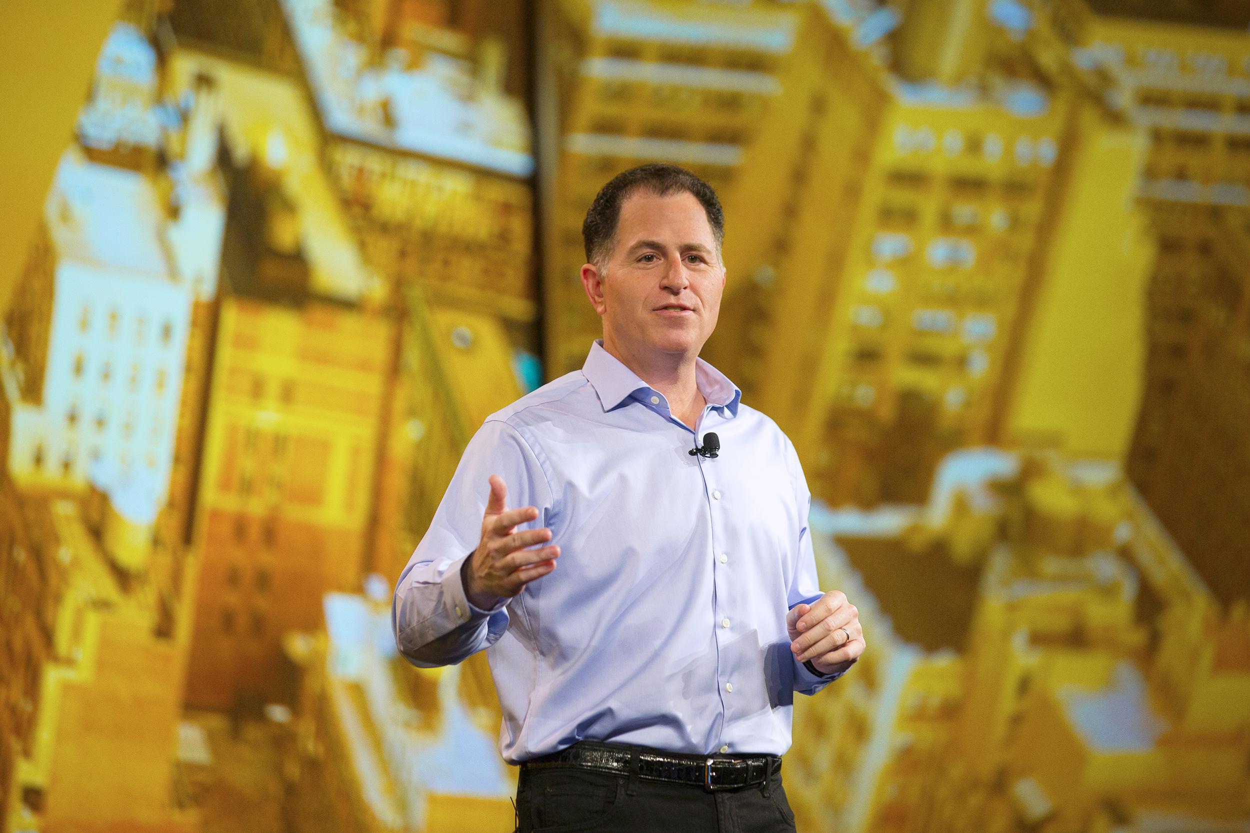 Michael Dell, Dell Technologies CEO