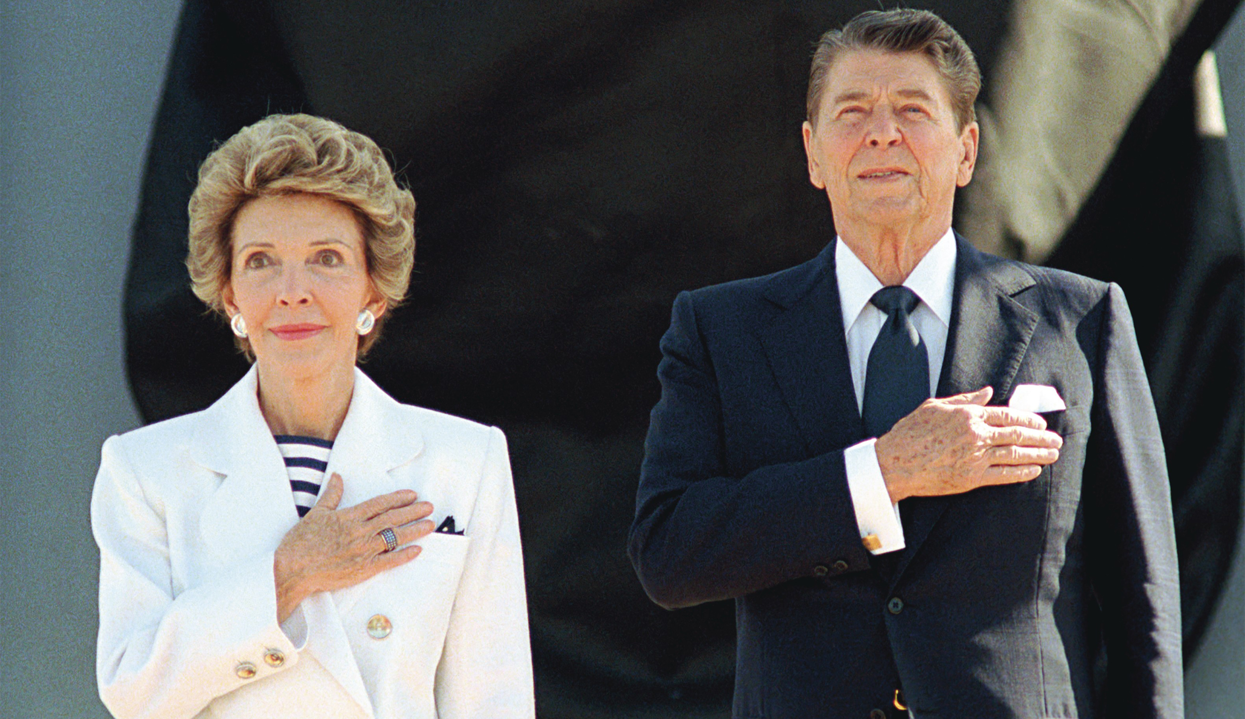 An auction of hundreds of items previously owned by President Ronald Reagan and his wife Nancy pulled in $5.74 million in sales this week.