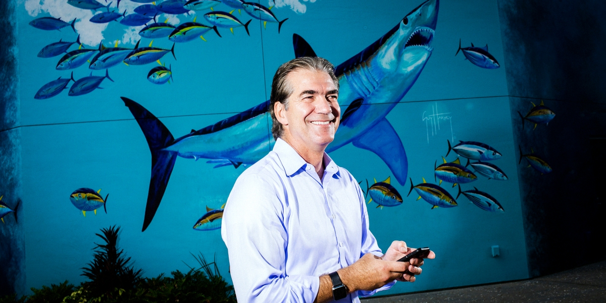 Meet the Man Trying to Save SeaWorld From Itself | Fortune