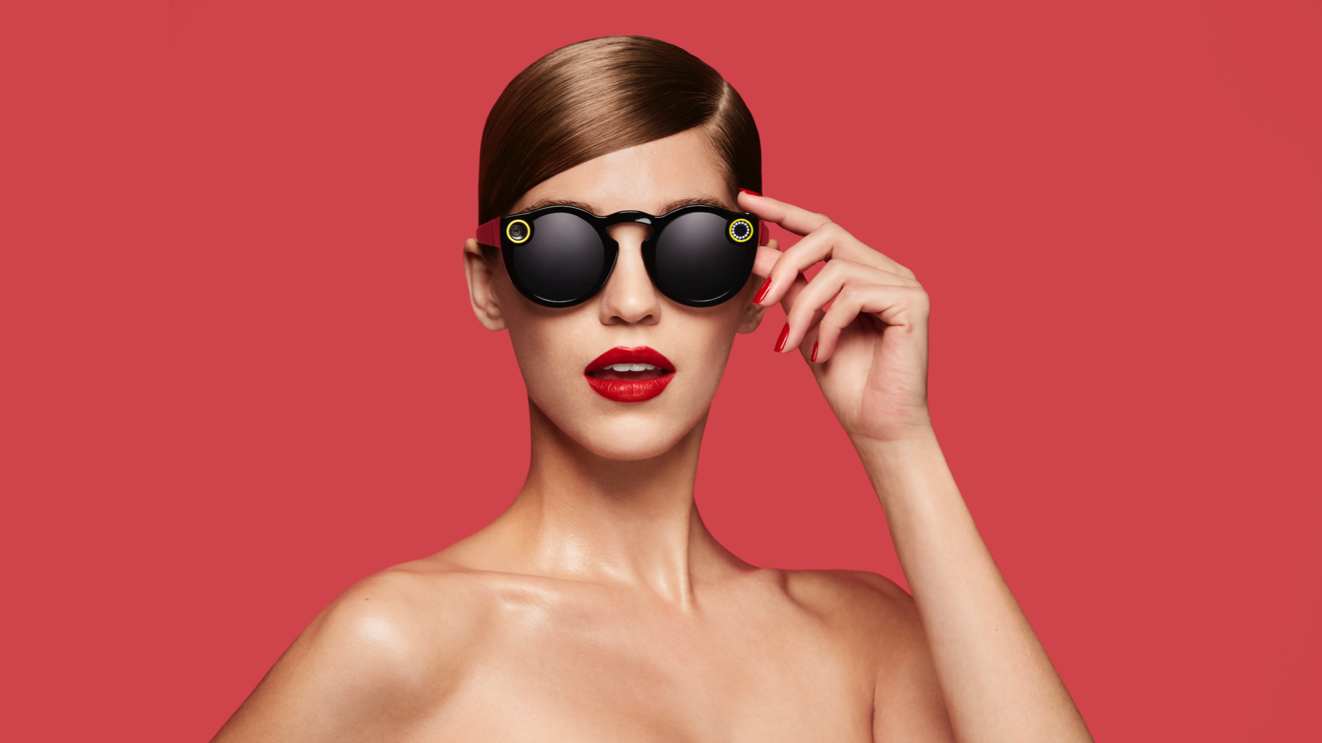 Snap's camera sunglasses, Spectacles.