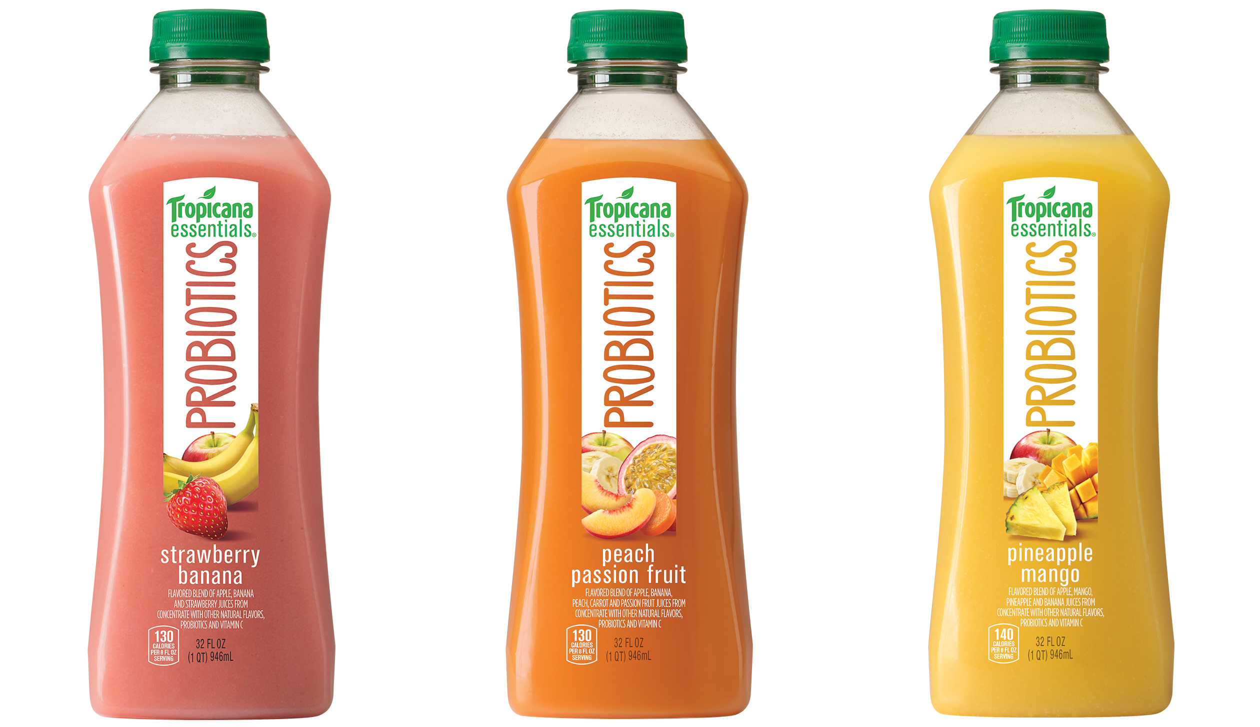 PepsiCo's new Tropicana Essentials Probiotics is a bet on the health and wellness space.