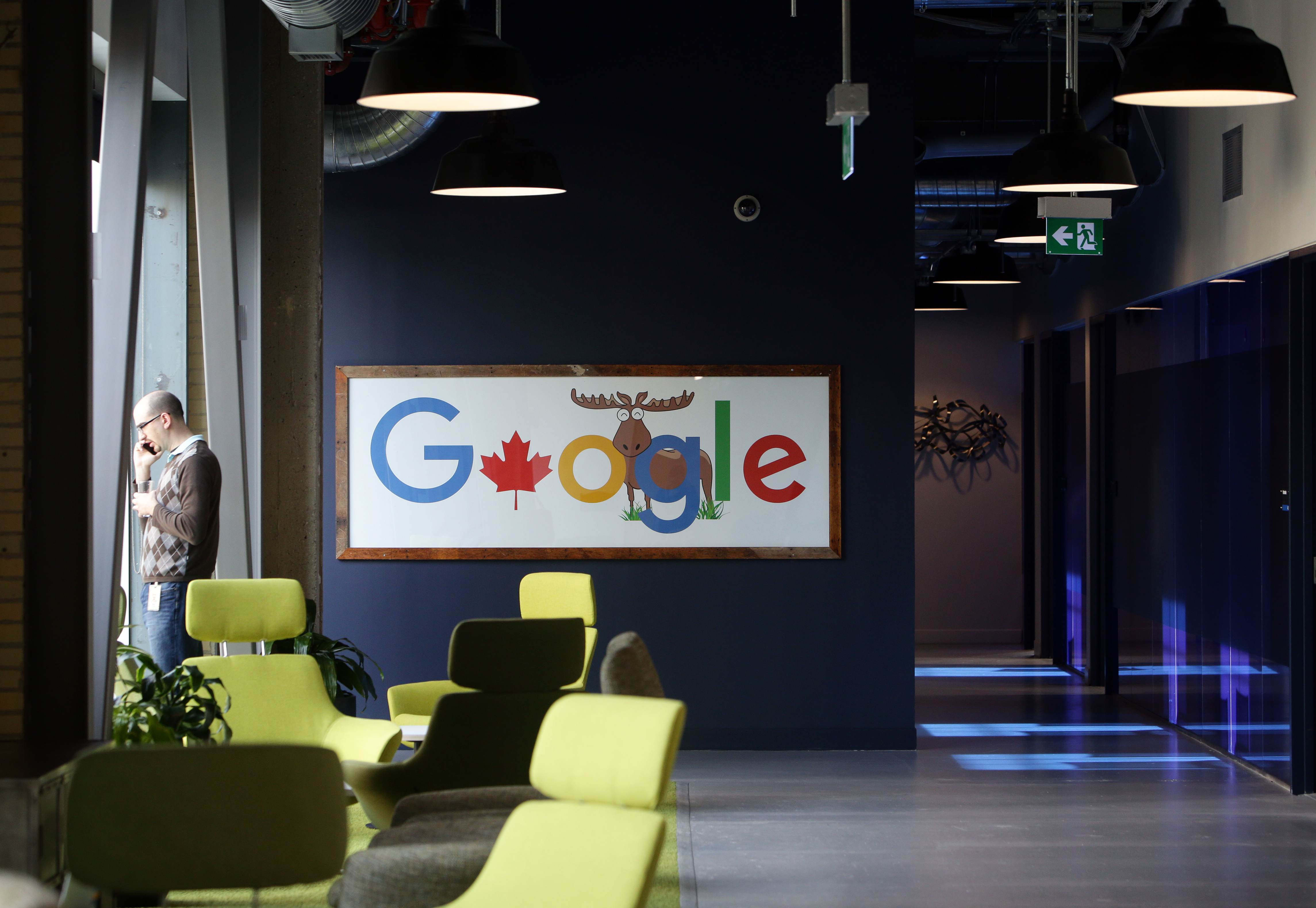Inside Google Canada's Development Headquarters