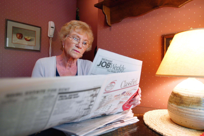 Older Job Seeker