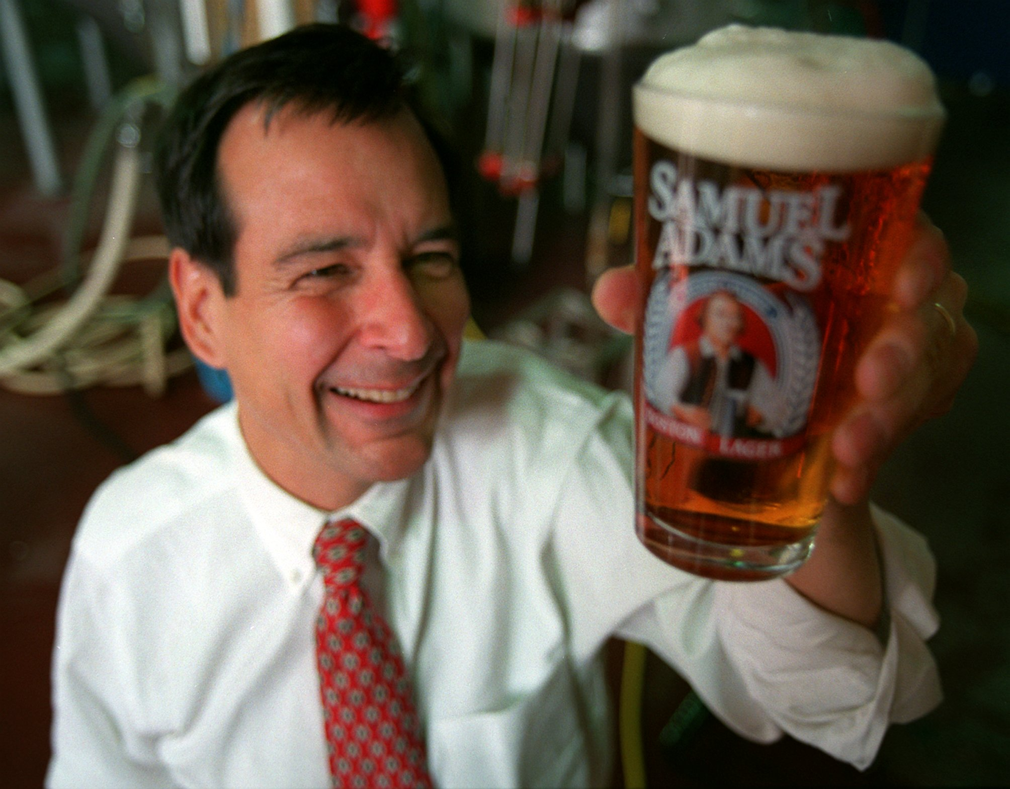 Jim Koch, Chairman Of Boston Beer Co.