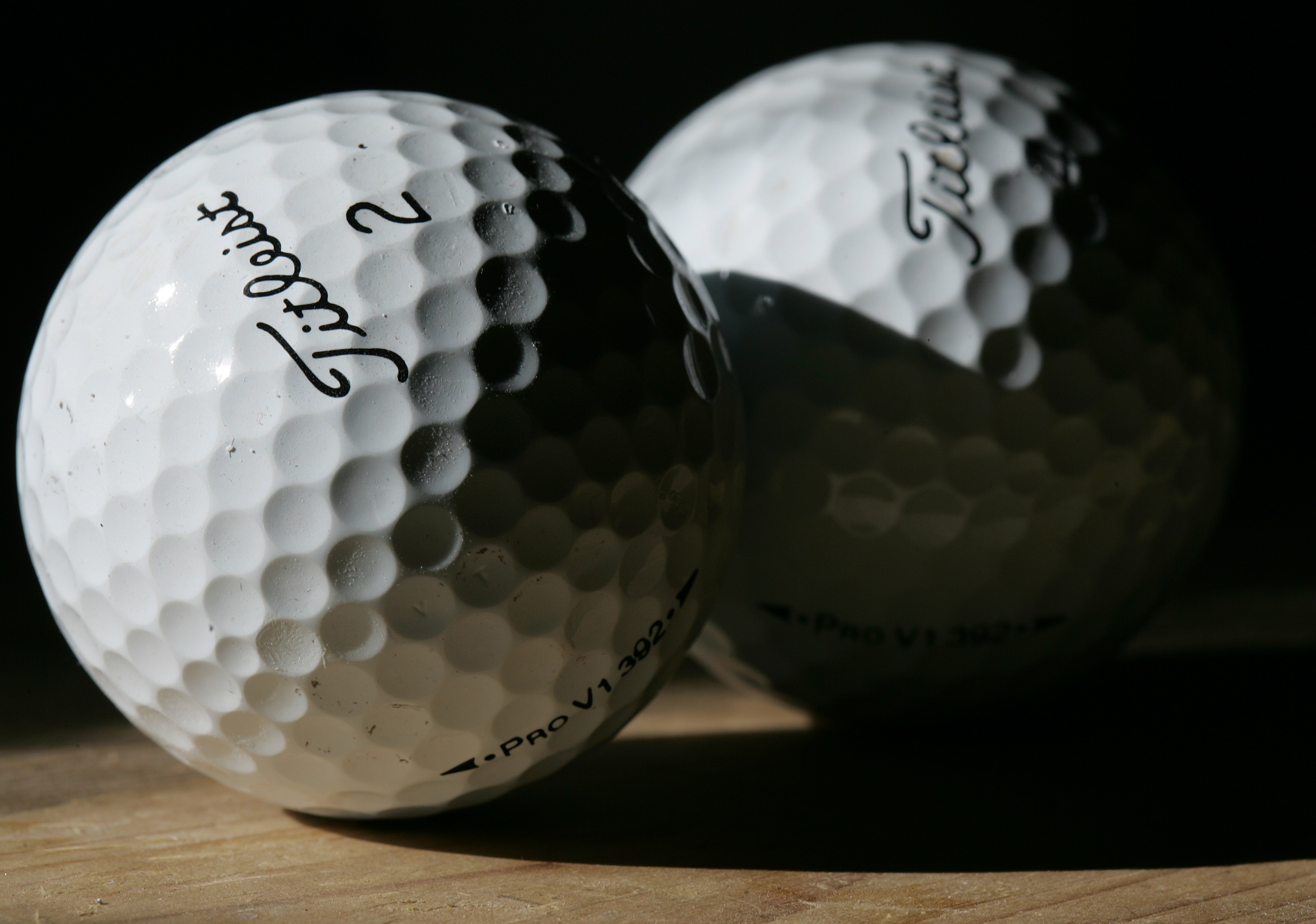 GOLF BALLS . 04.17.2006.Titleist Pro V1 golf balls for any use. This is just a filer use if you want