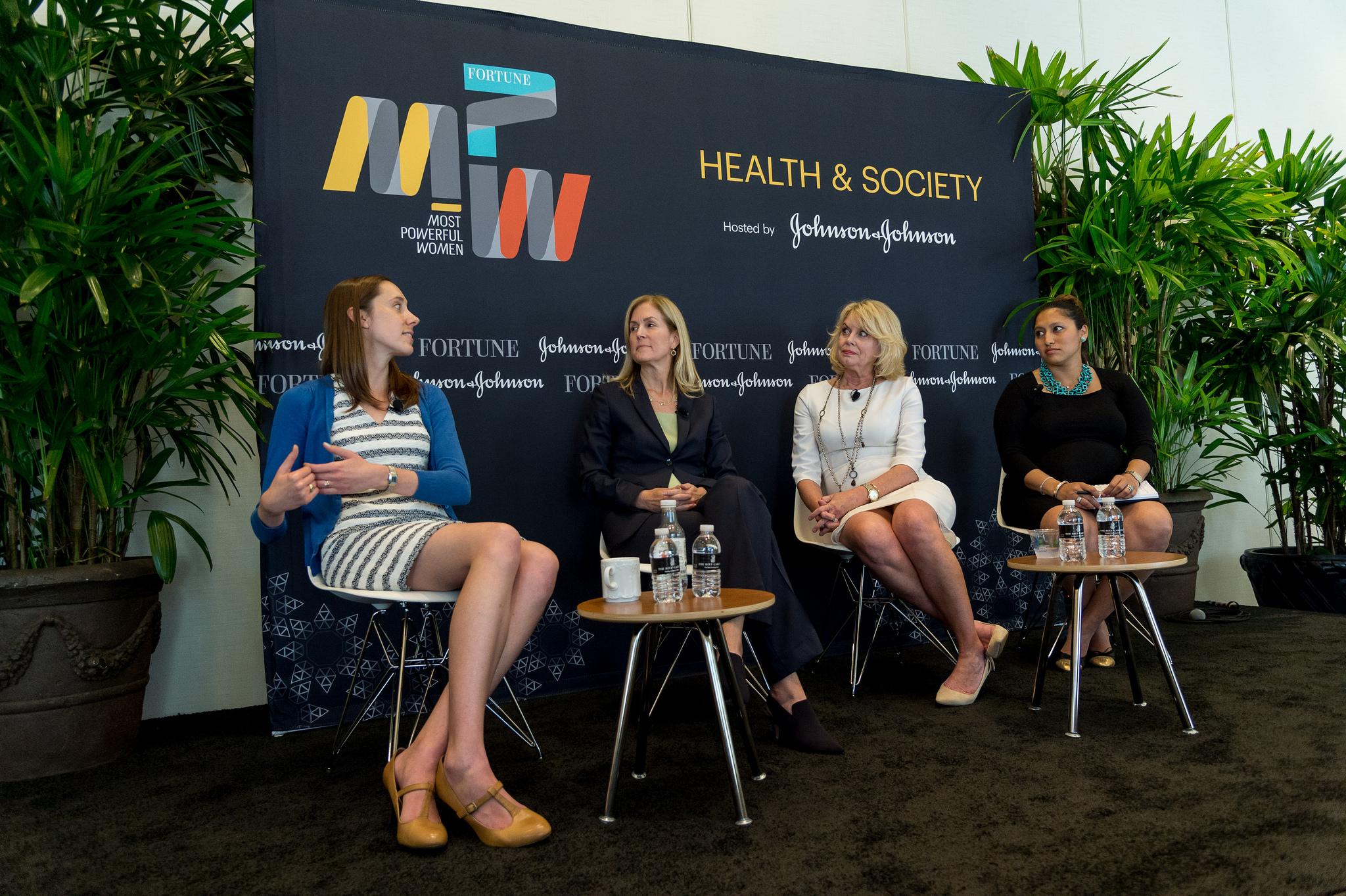 2016 Fortune Most Powerful Women Summit
