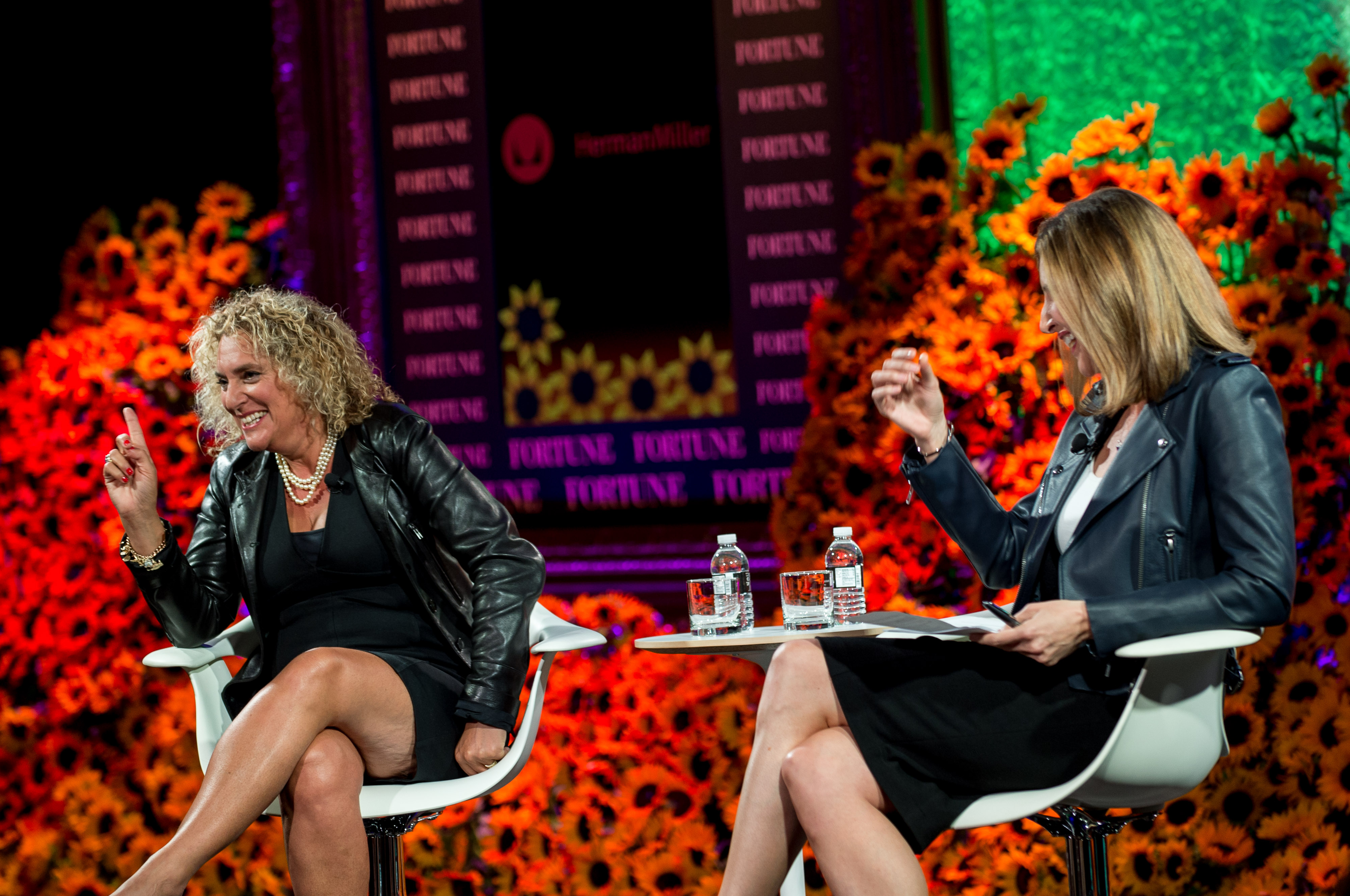 Fortune Most Powerful Woman Summit 2016