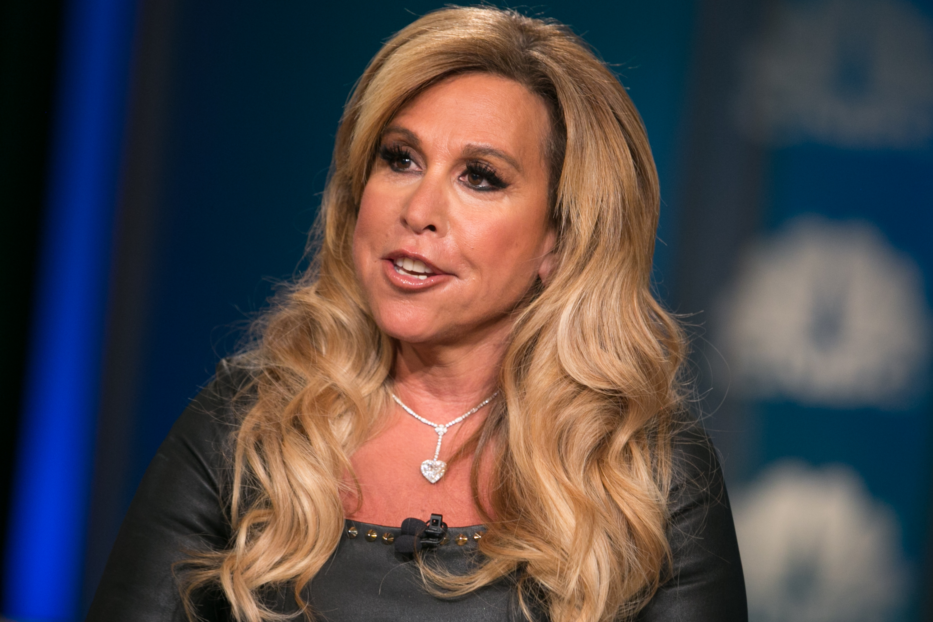Lynn Tilton, business magnate, investor, and CEO of Patriarch Partners.