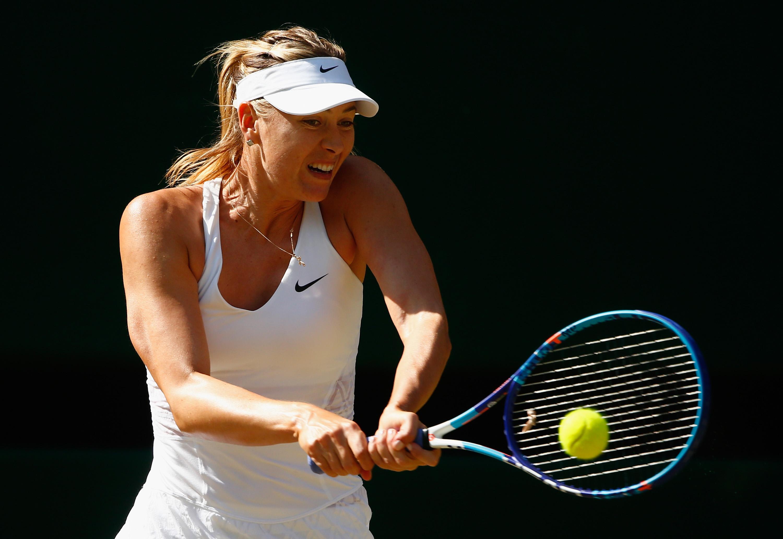 Court rules Maria Sharapova can return to tennis in 2017.