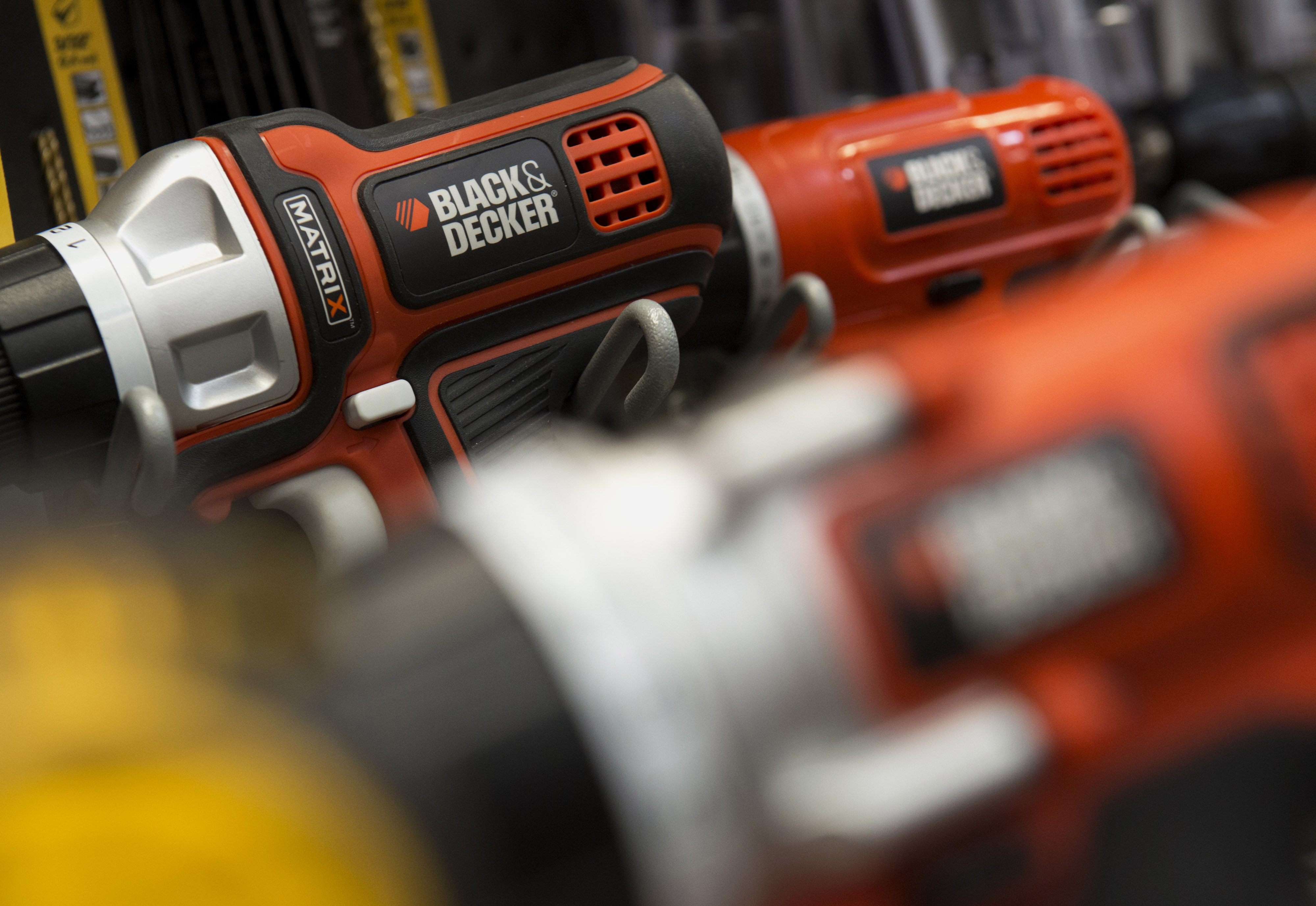 Stanley Black & Decker Products Ahead Of Earnings Figures