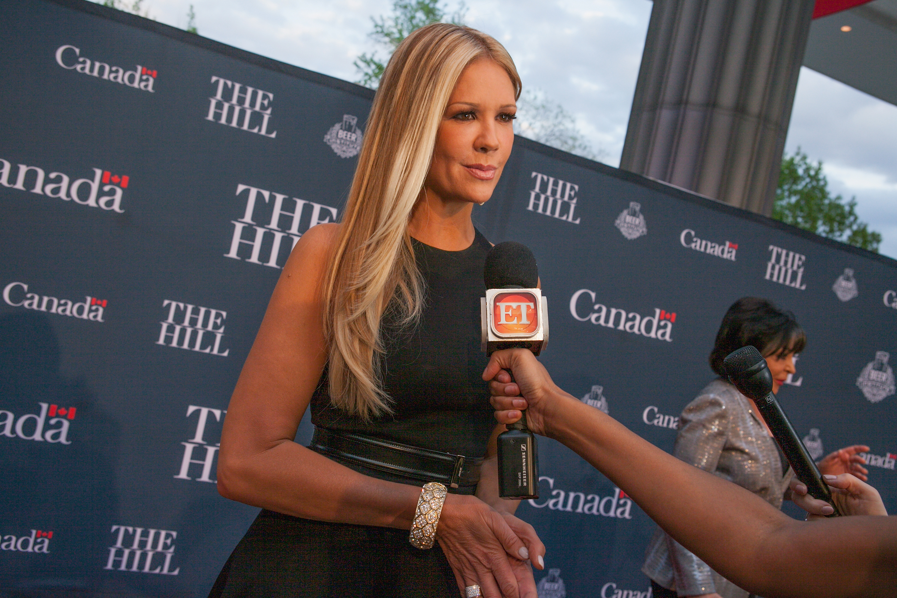 The Hill And Entertainment Tonight Celebrate The 100th White House Correspondents' Association Dinner Weekend
