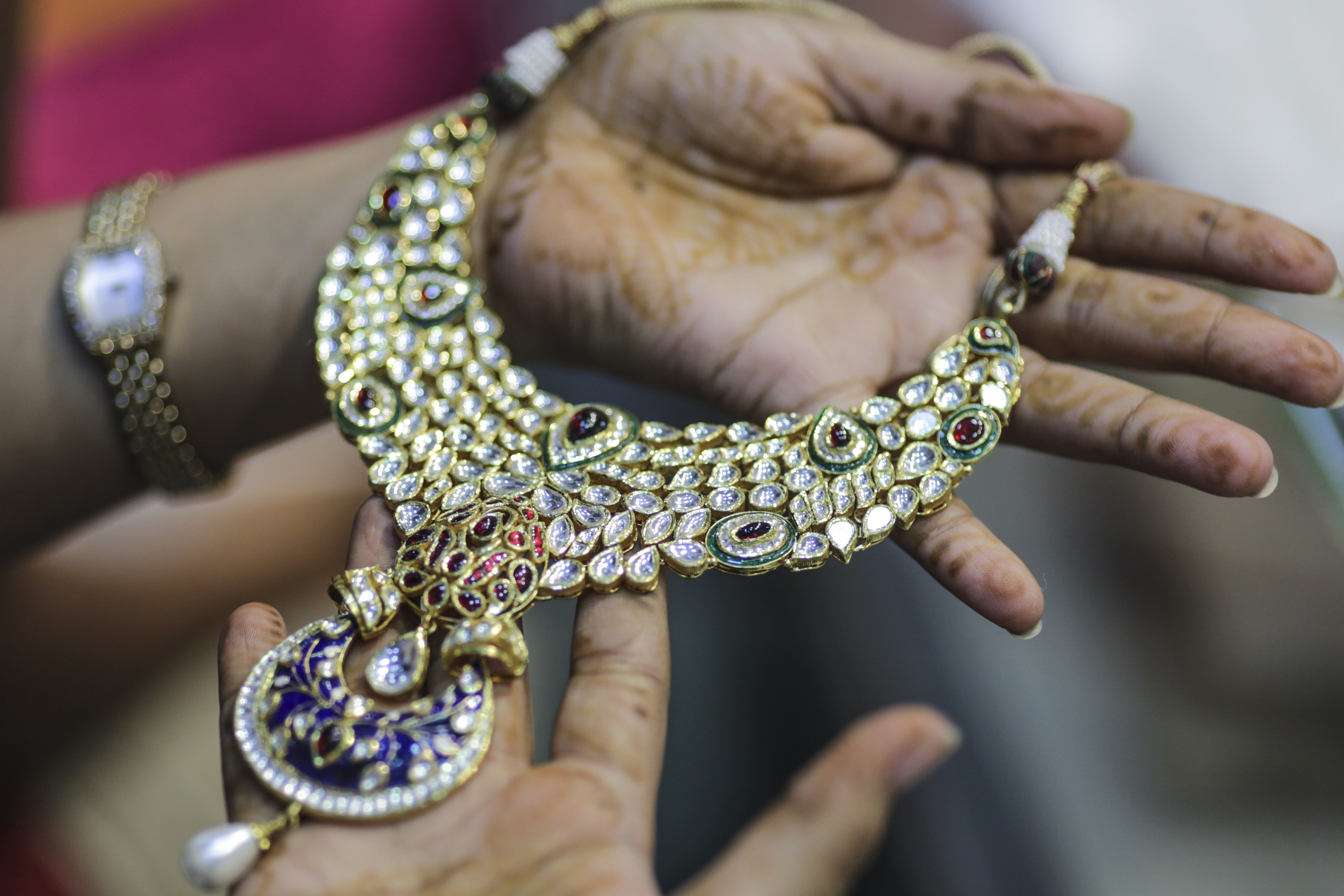 Retail And Celebrations On Dhanteras, The First Day Of Diwali Festival, As Indians Become The World's Most Confident Consumers