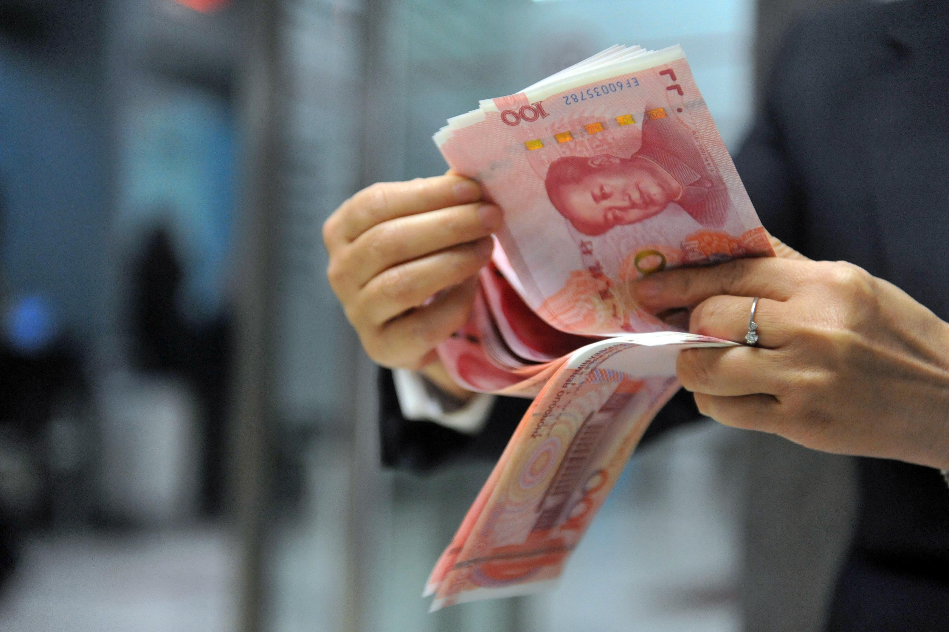 ECONOMICS-CHINA-IMF-DIPLOMACY