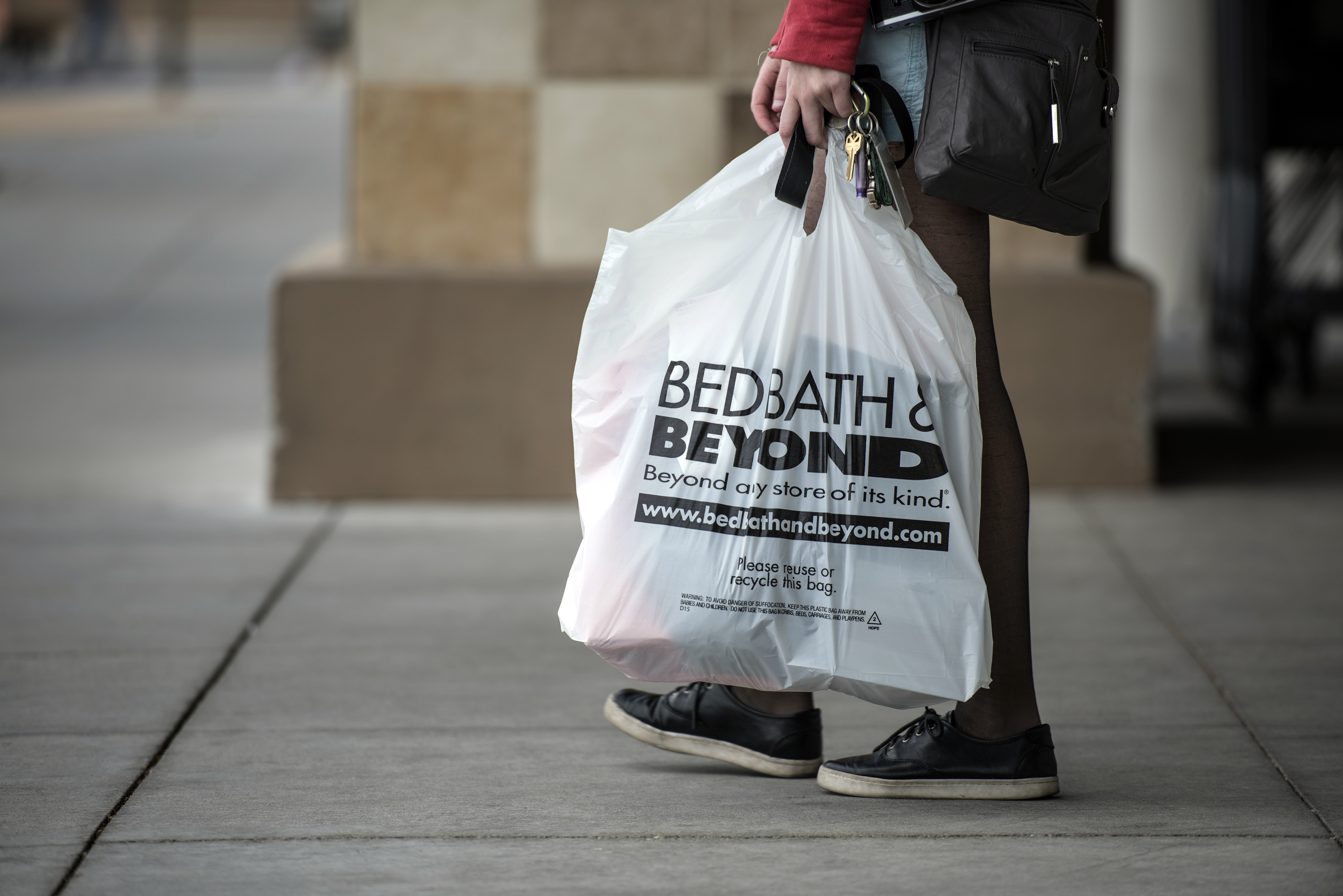 A Bed Bath & Beyond Inc. Store Ahead Of Earnings Figures