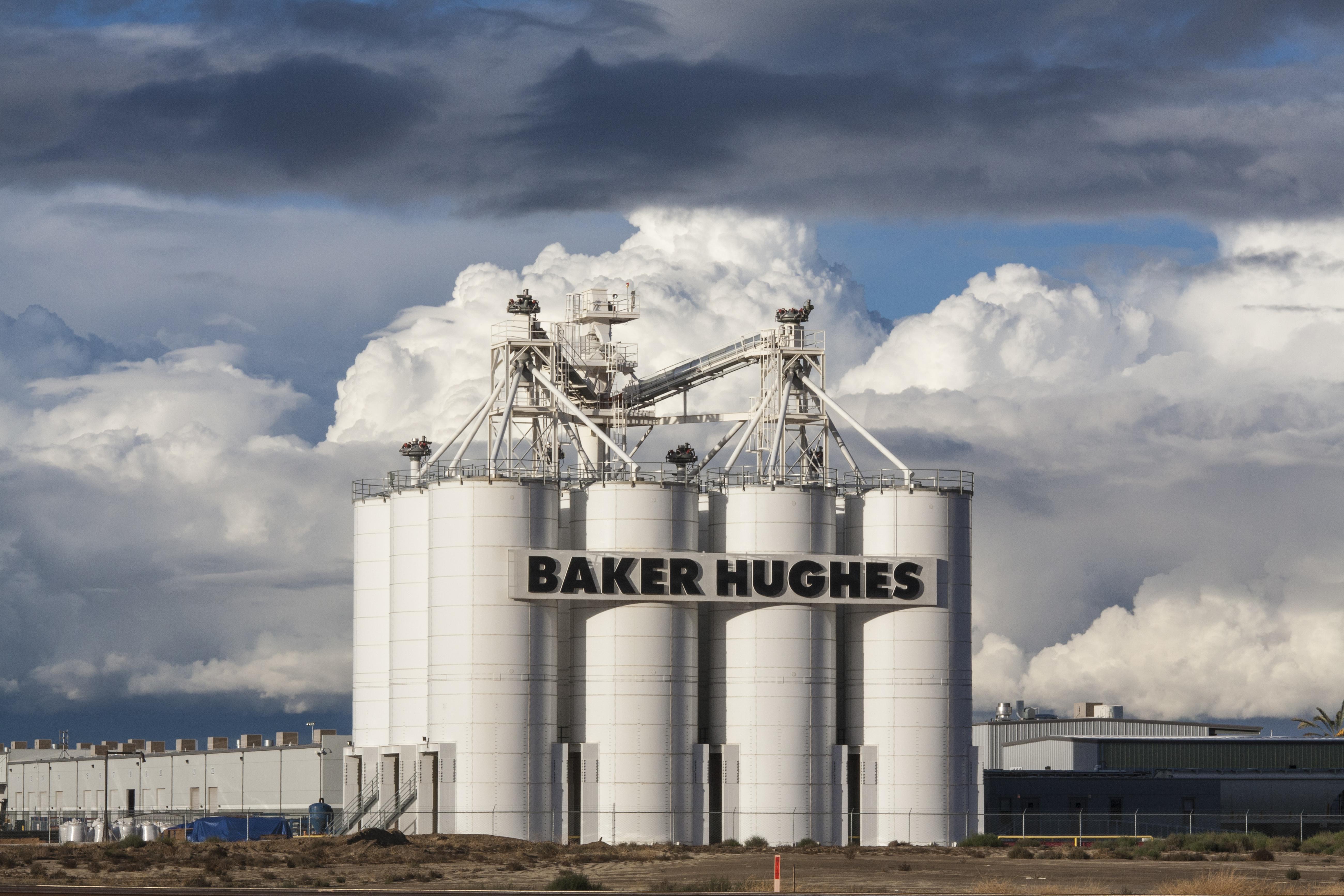 Bakersfield headquarters of Baker Hughes
