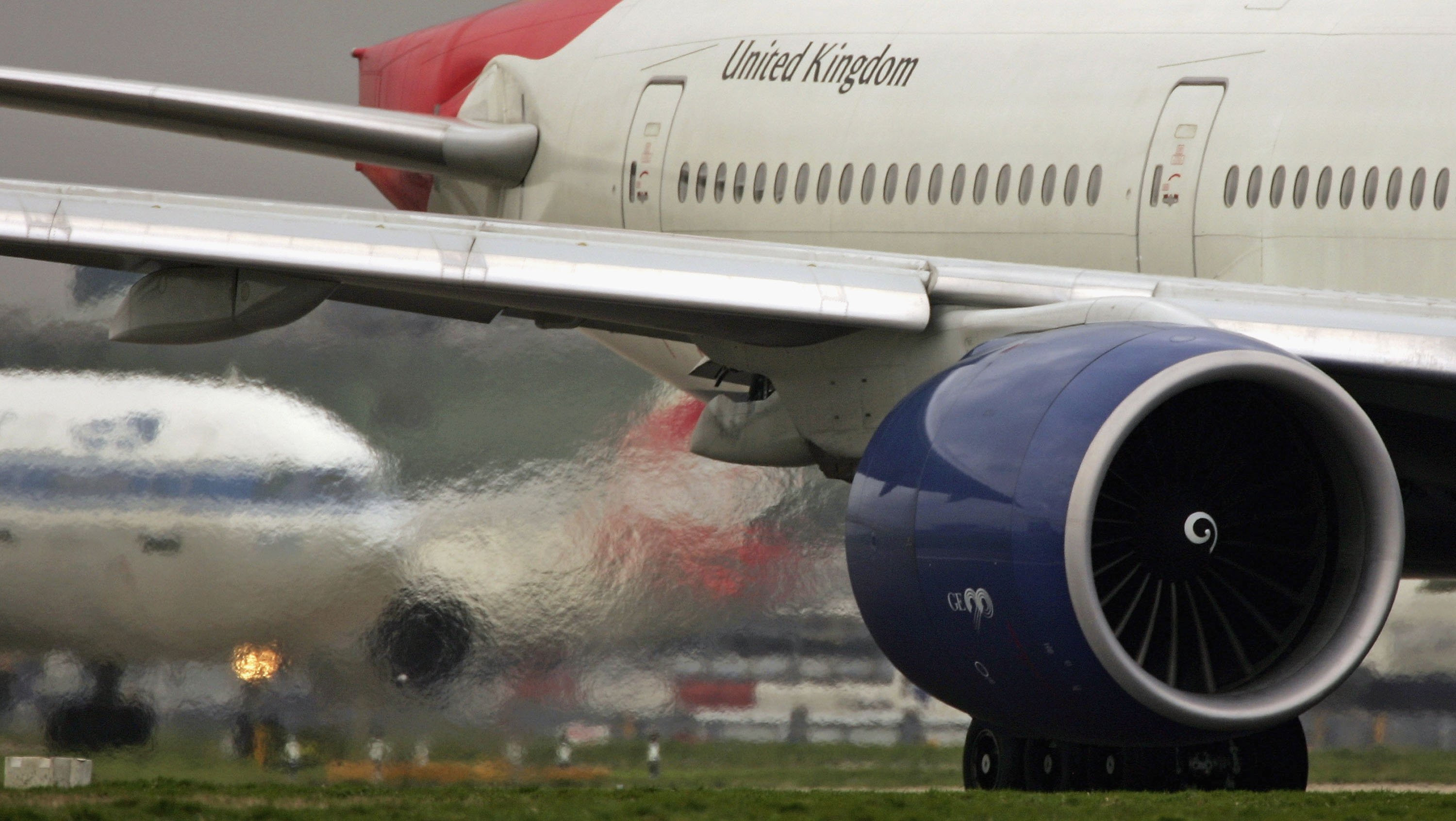 Air travel is the fastest growing source of greenhouse gas emissions.