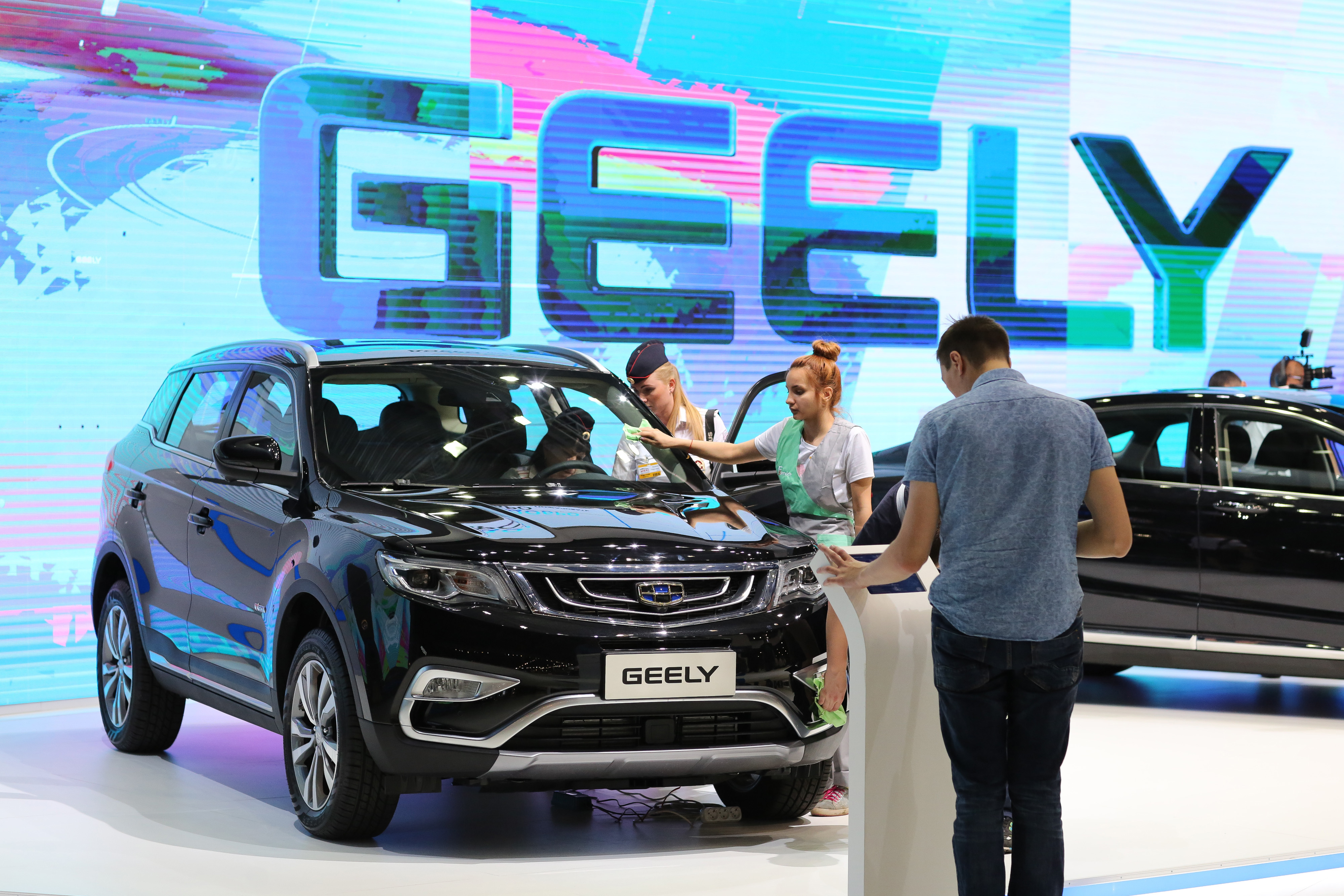 Geely Gears Up To Launch New Car Brand Outside Of Volvo