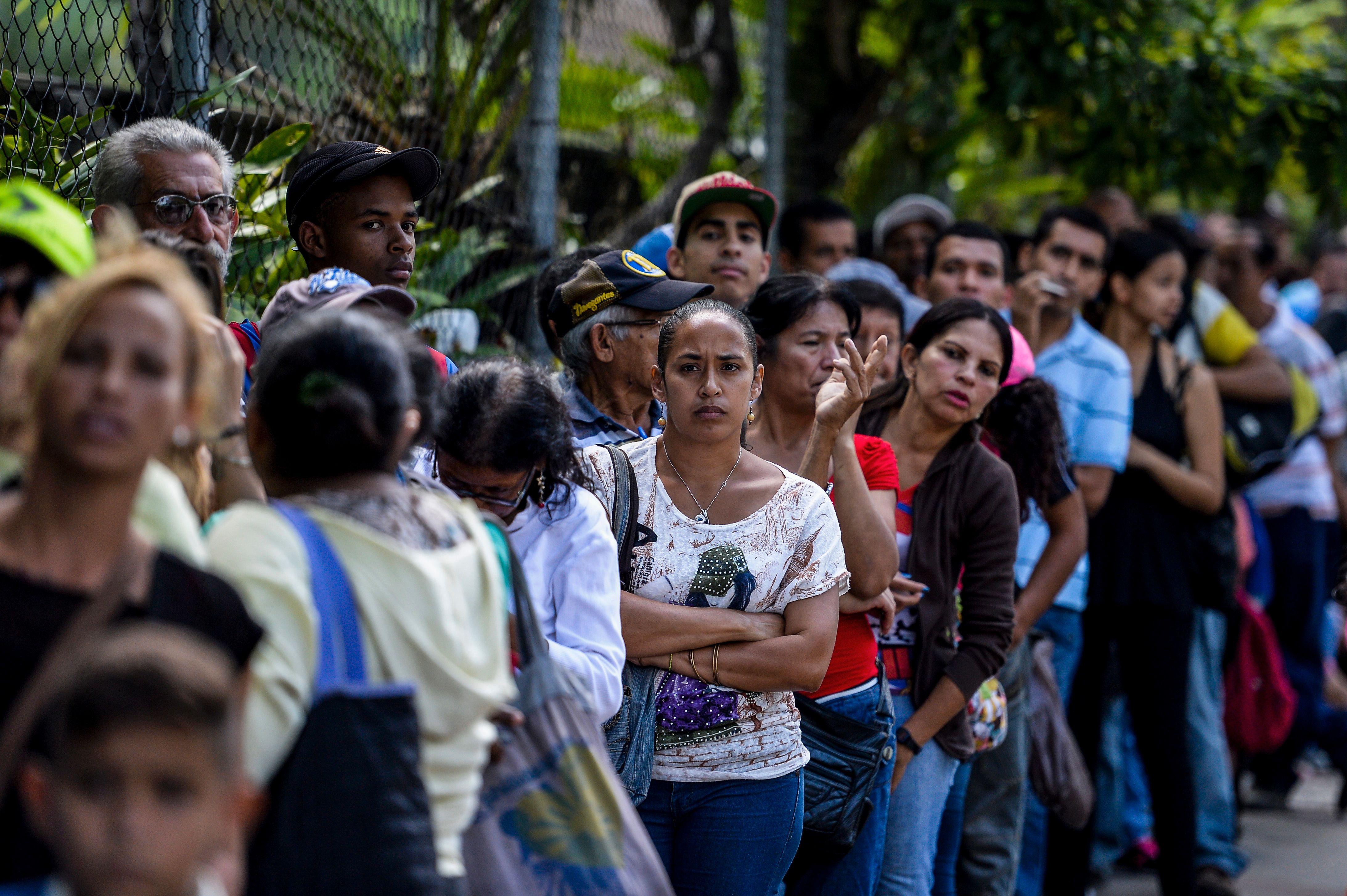 VENEZUELA-CRISIS-SHORTAGE
