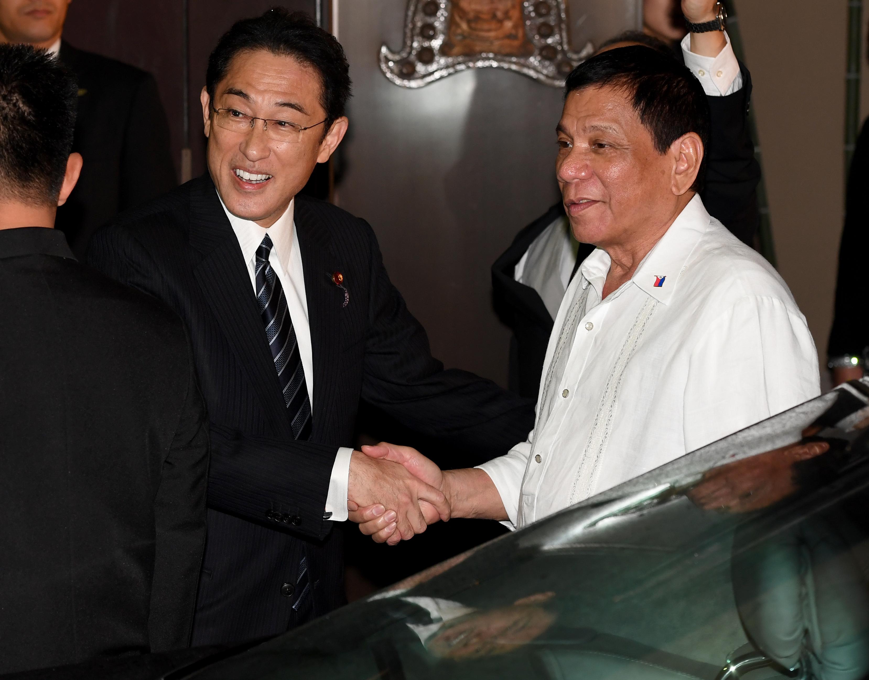 JAPAN-PHILIPPINES-DIPLOMACY