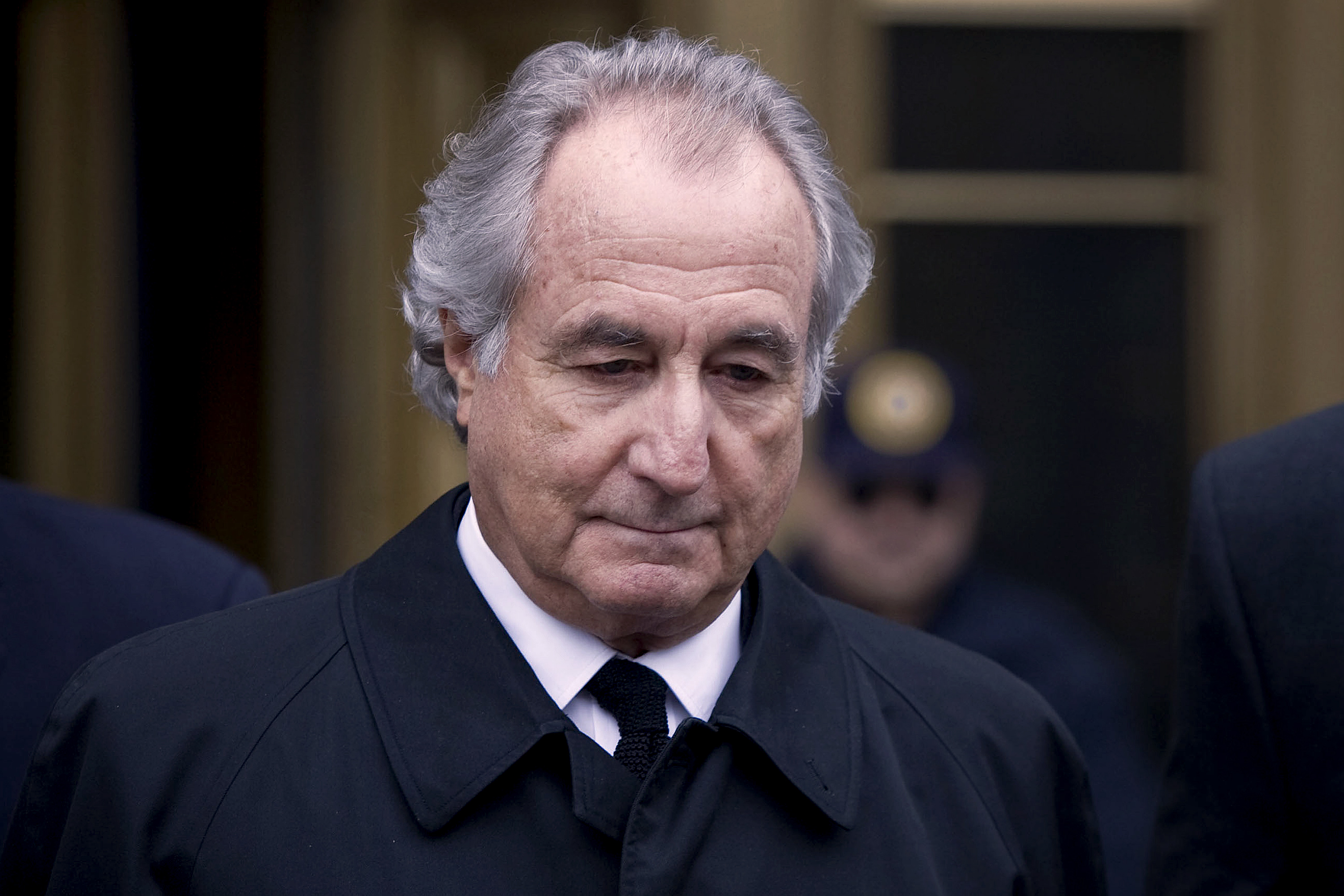 Bernard Madoff, founder of Bernard L. Madoff Investment Secu